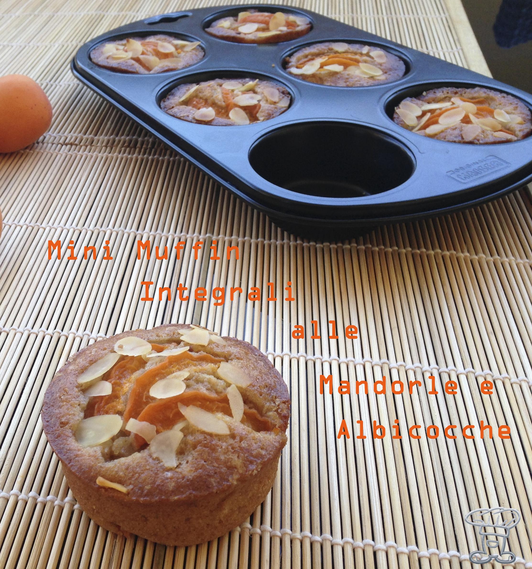 img_3078 Mini Muffin alle Mandorle e Albicocche (senza burro!!!)