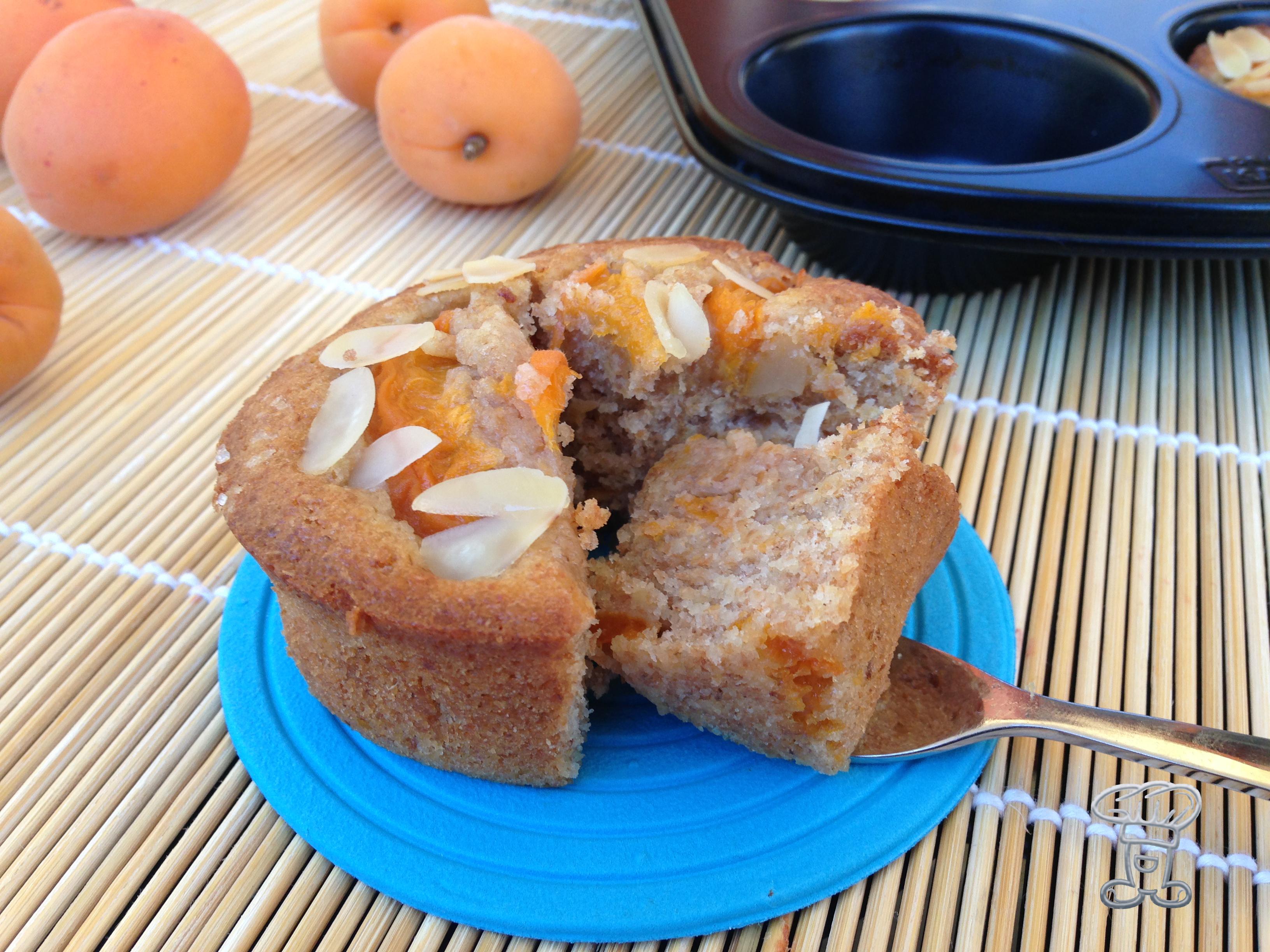 img_3100 Mini Muffin alle Mandorle e Albicocche (senza burro!!!)
