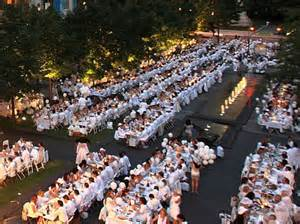 th6 Dîner en Blanc….la Cena in bianco arriva in Brianza!