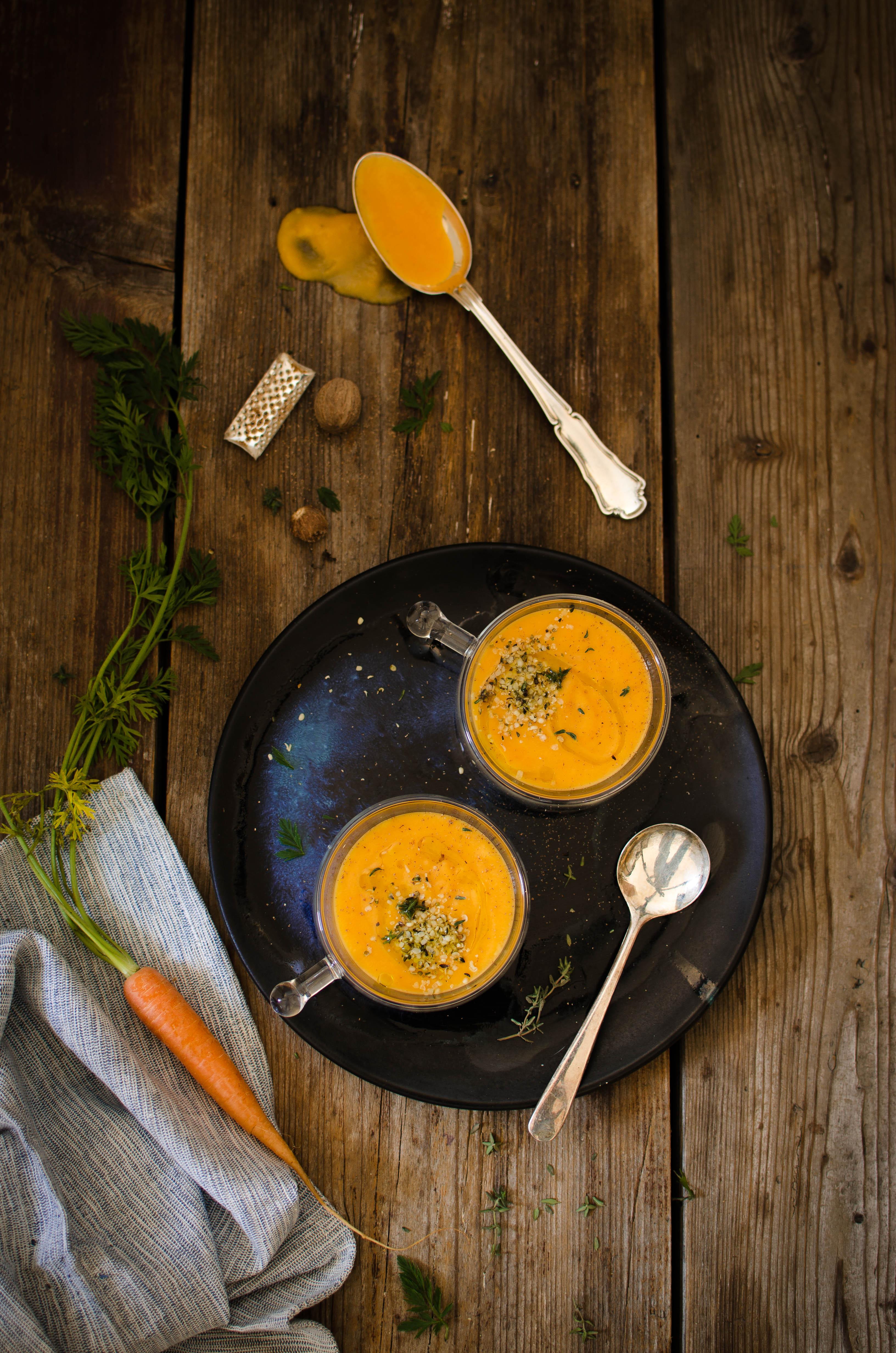 vellutara_carote_canapa1 Vellutata di carote con latte di semi di canapa