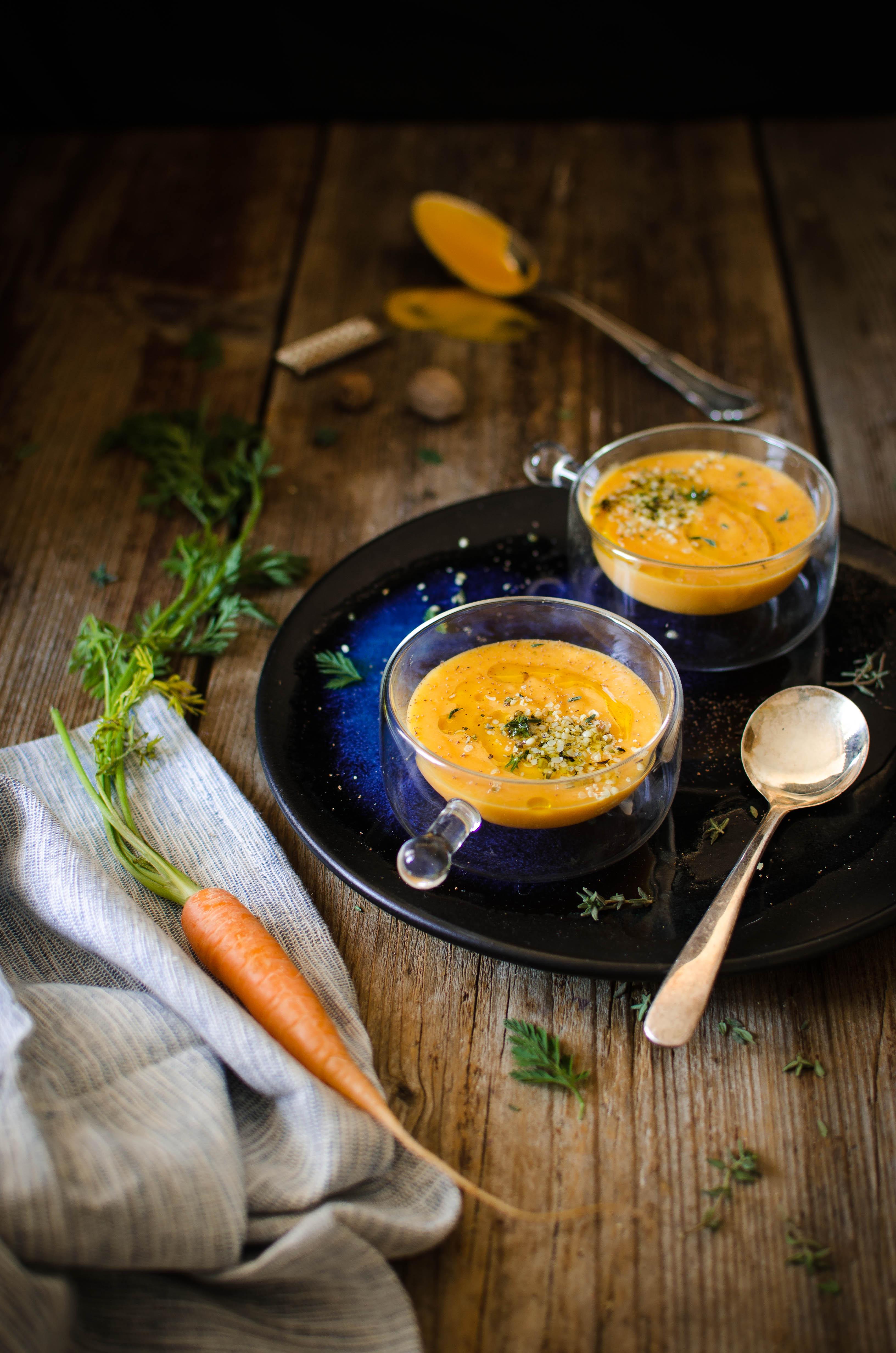 vellutara_carote_canapa2 Vellutata di carote con latte di semi di canapa
