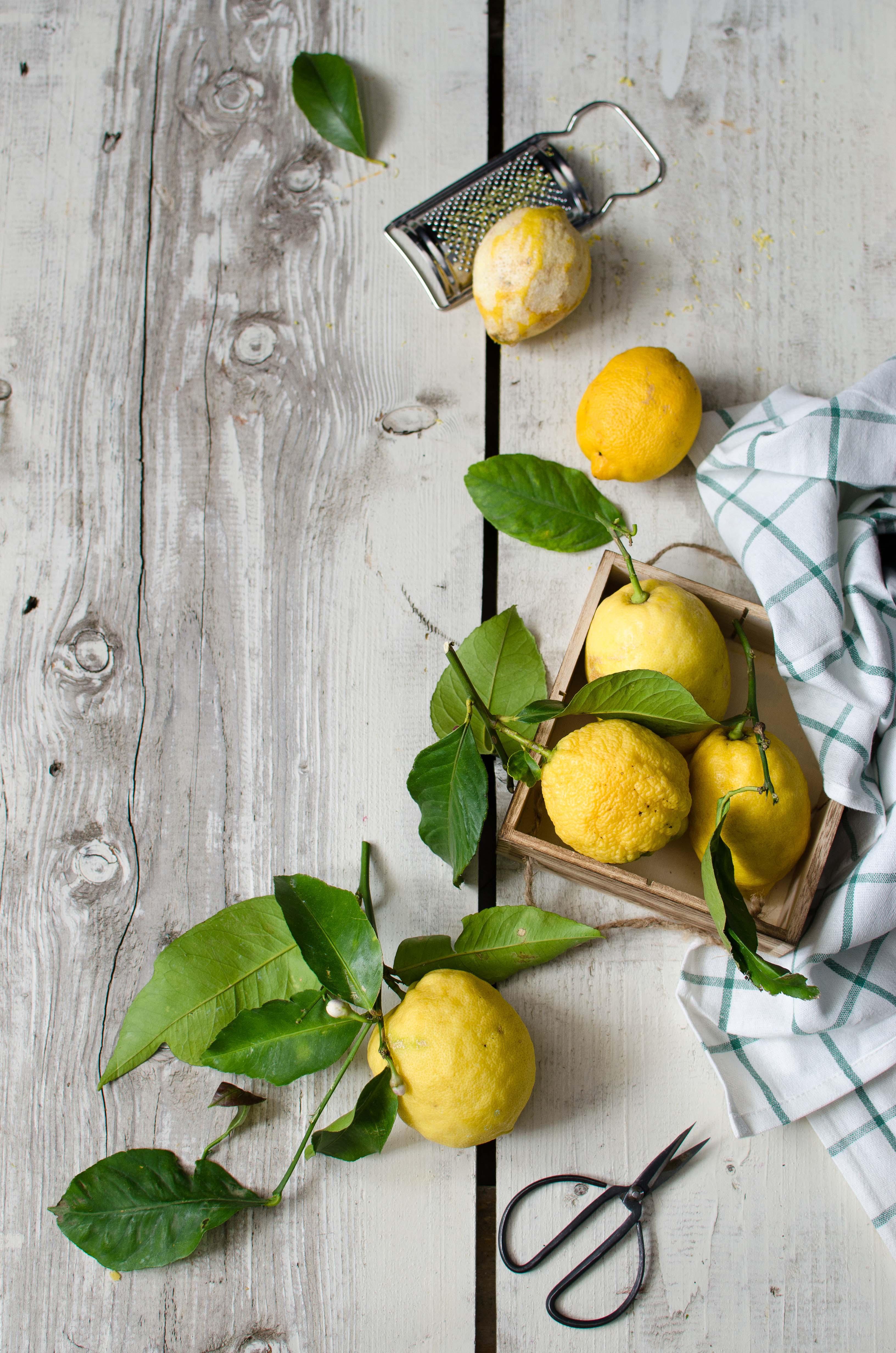 madeleines_limone Madeleines al limone (video ricetta)