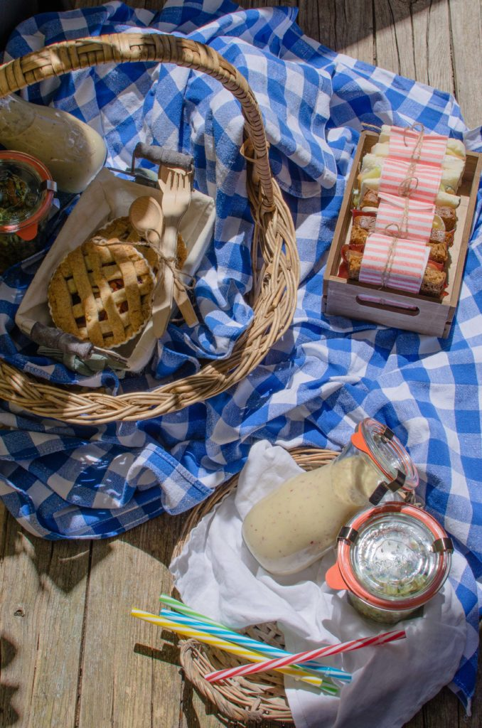 Appetiti 2017: Show cooking ricette per il Pic Nic