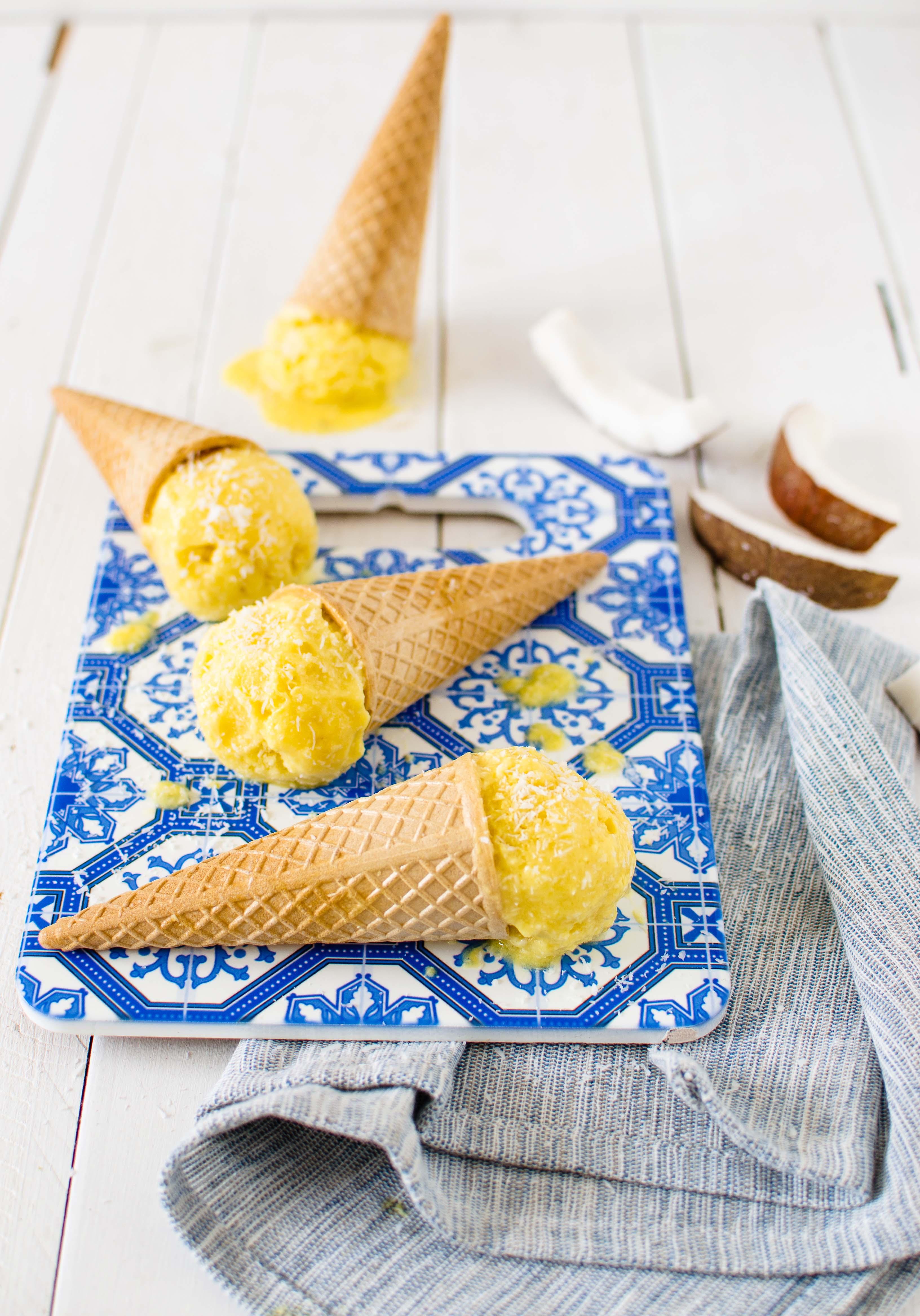 gelato_mango_cocco4 Gelato al mango e cocco per Letture golose