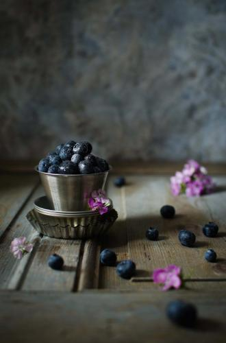 sorbetto_mirtilli_ganache My food photography
