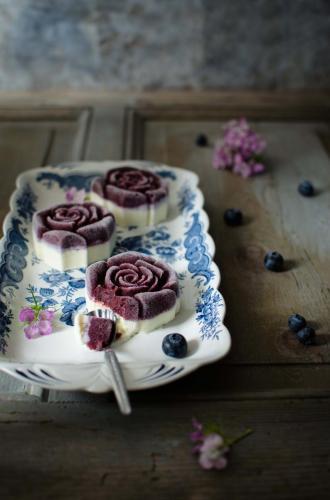 sorbetto_mirtilli_ganache7 My food photography