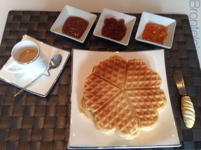 foto-13 Waffle alla vaniglia con lievito madre