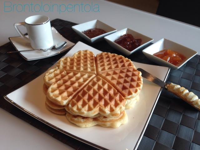 foto-3-2 Waffle alla vaniglia con lievito madre