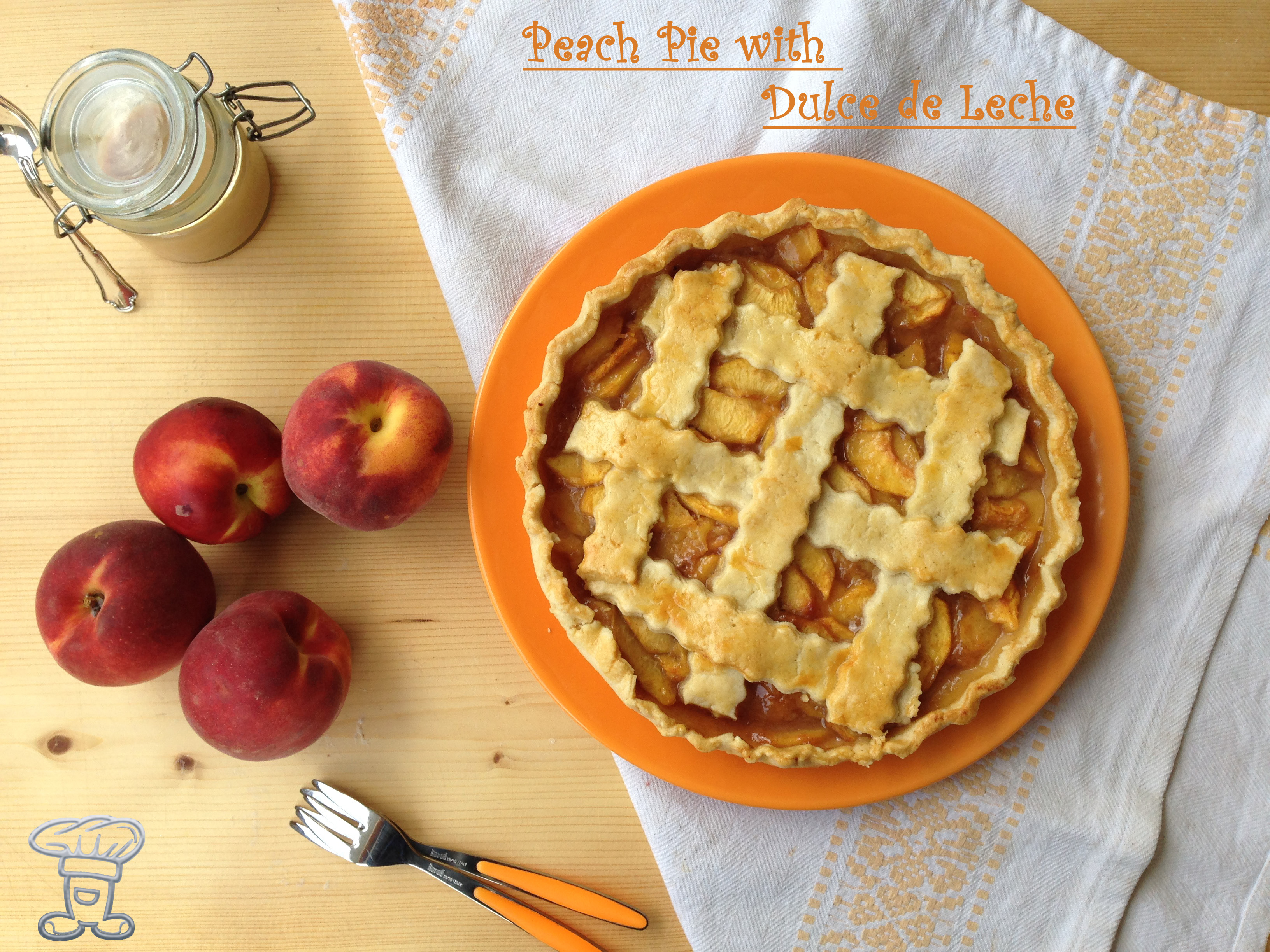 img_2891 Peach Pie with Dulce de Leche