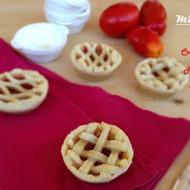 Mini Pies con Confettura di Pomodori e Vaniglia