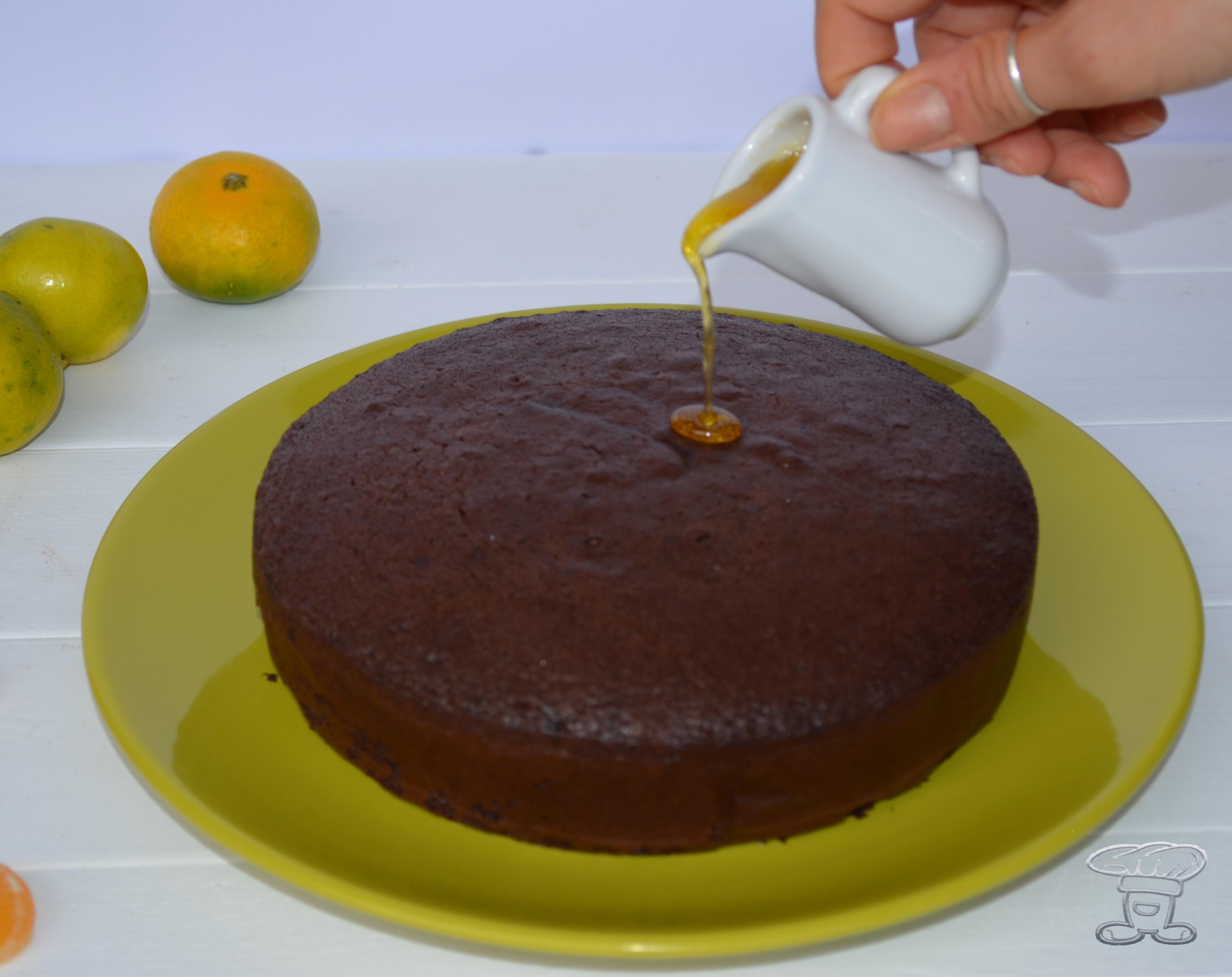 dsc_0126 Torta al Cioccolato con Sciroppo di Mandarino Miyakawa