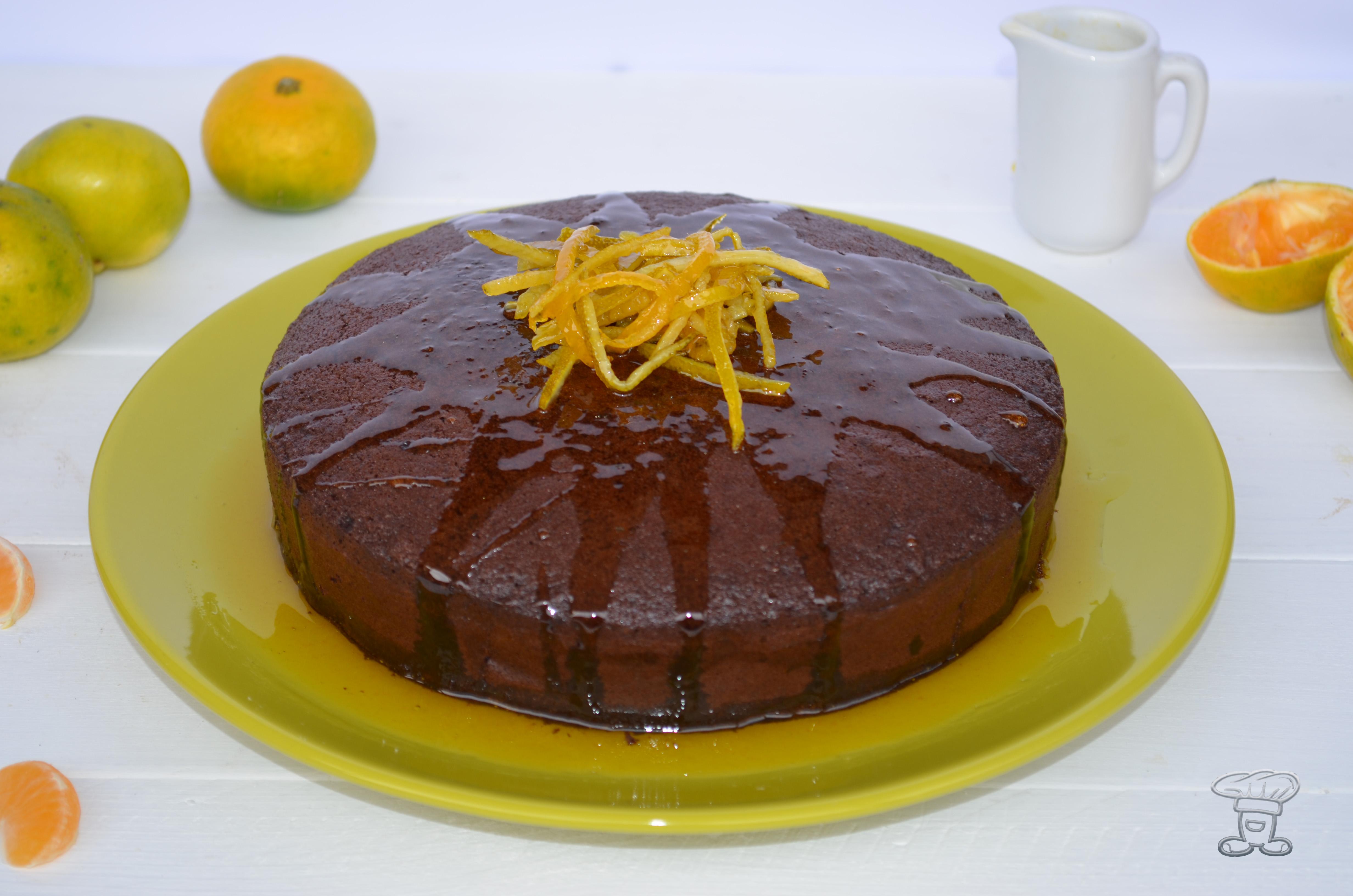 dsc_0143 Torta al Cioccolato con Sciroppo di Mandarino Miyakawa