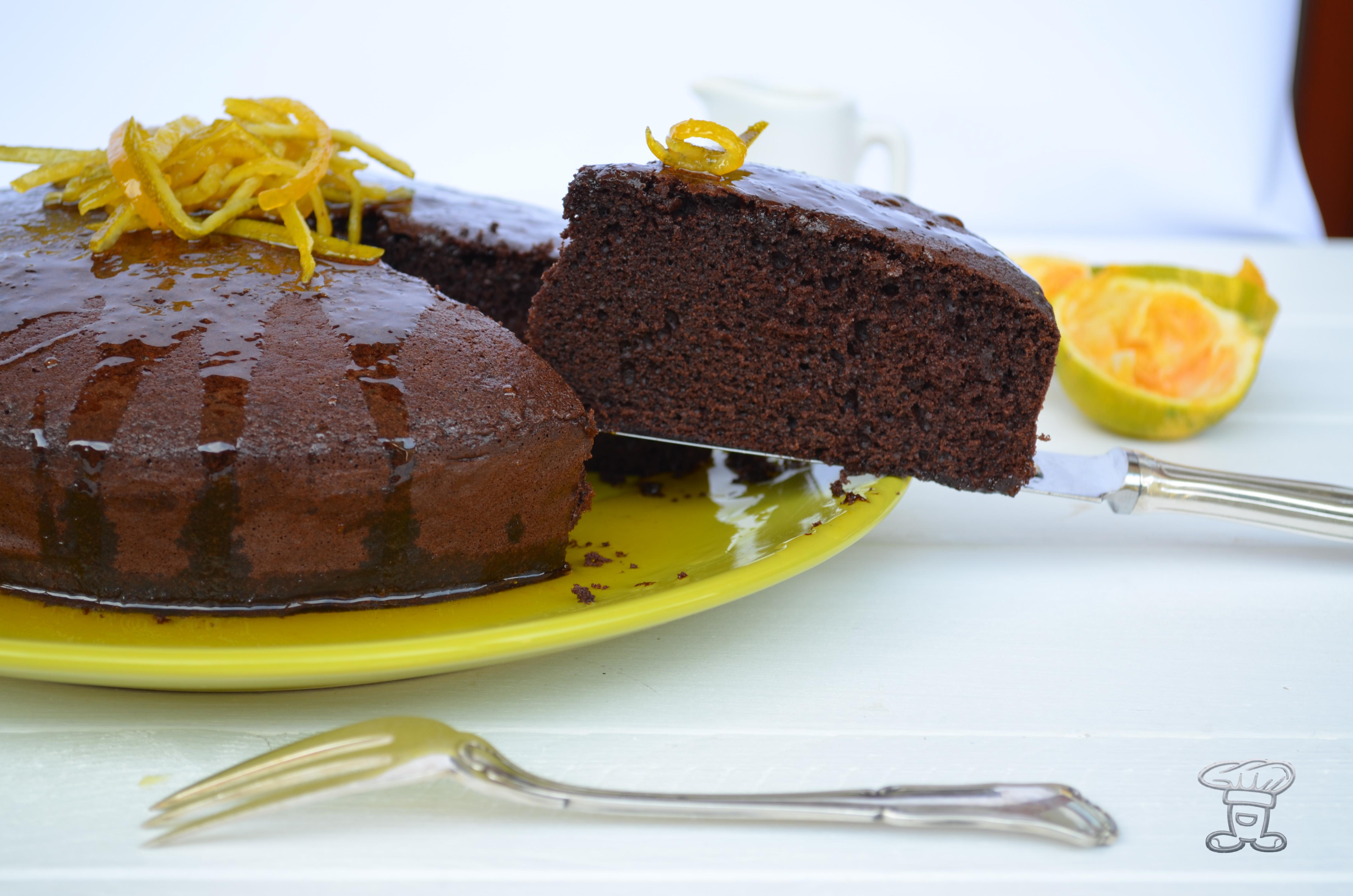 dsc_0174 Torta al Cioccolato con Sciroppo di Mandarino Miyakawa