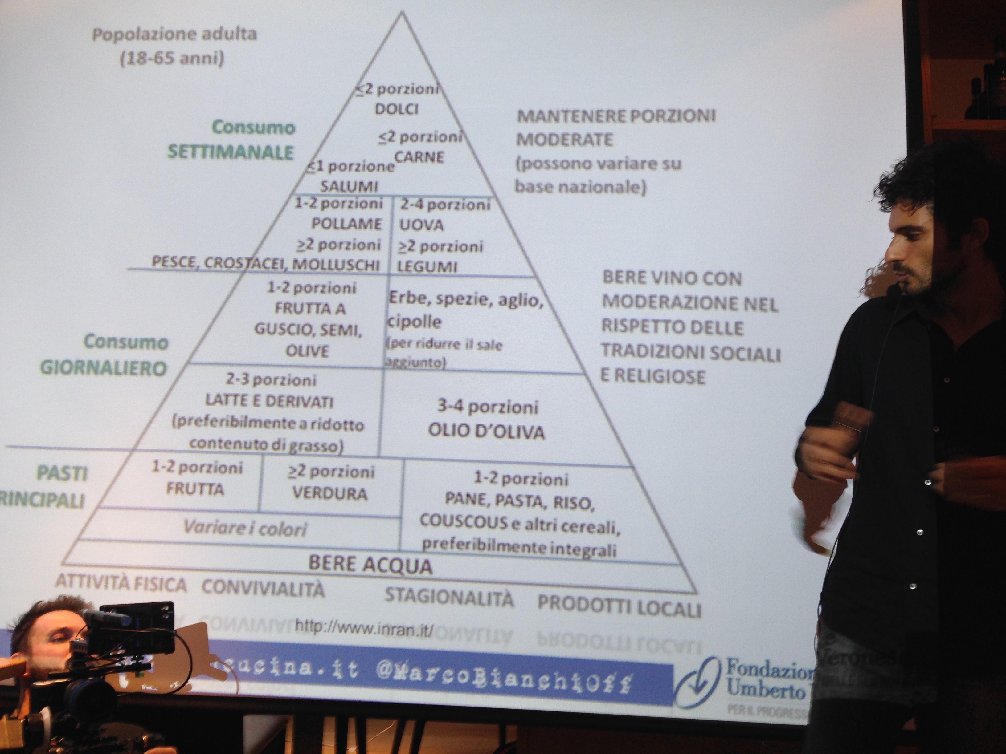 img_4910 Tartellette di cavolfiore con Fungo Bio e lo Show cooking di Marco Bianchi