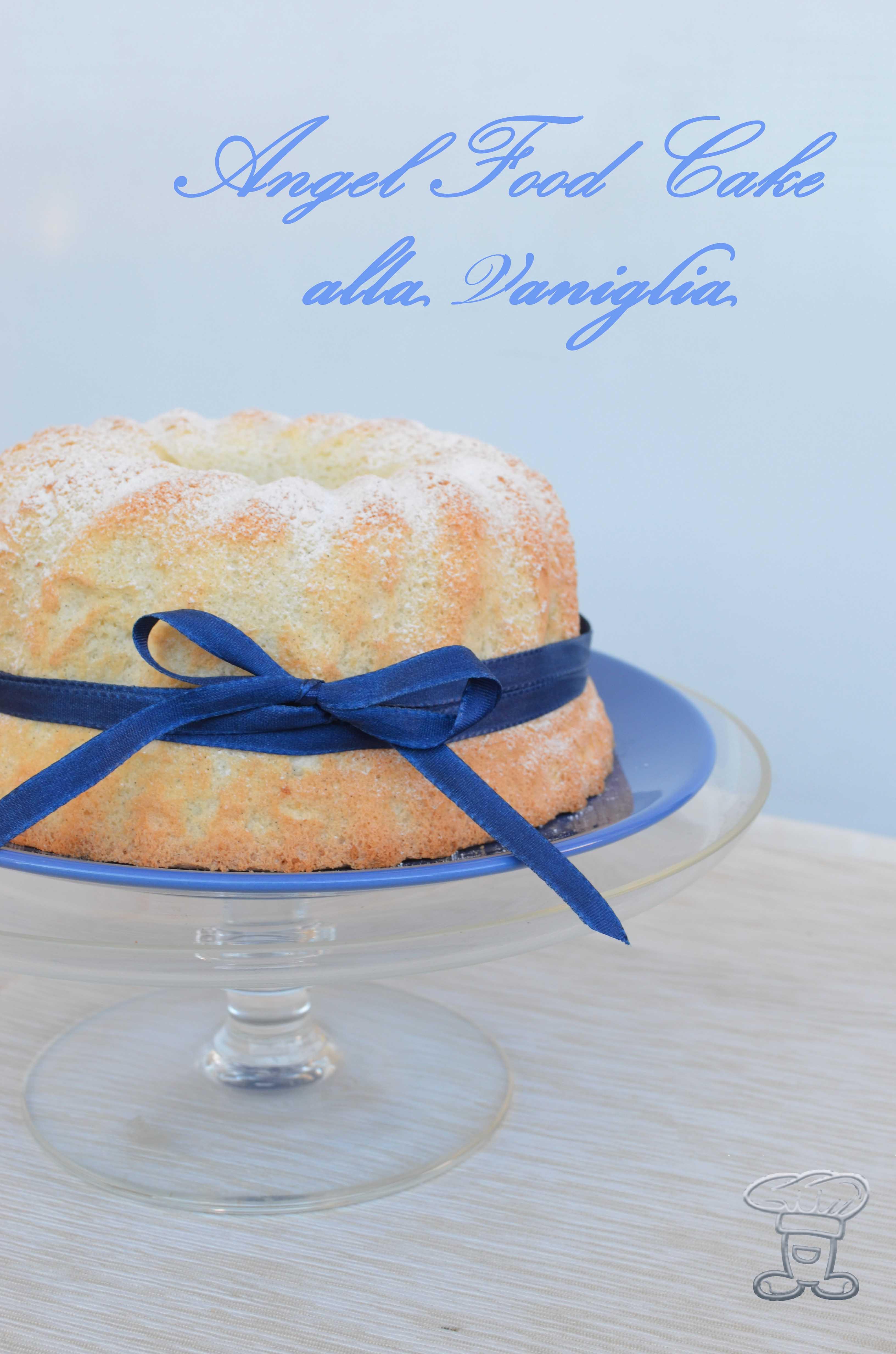 dsc_0704 Angel Food Cake alla Vaniglia