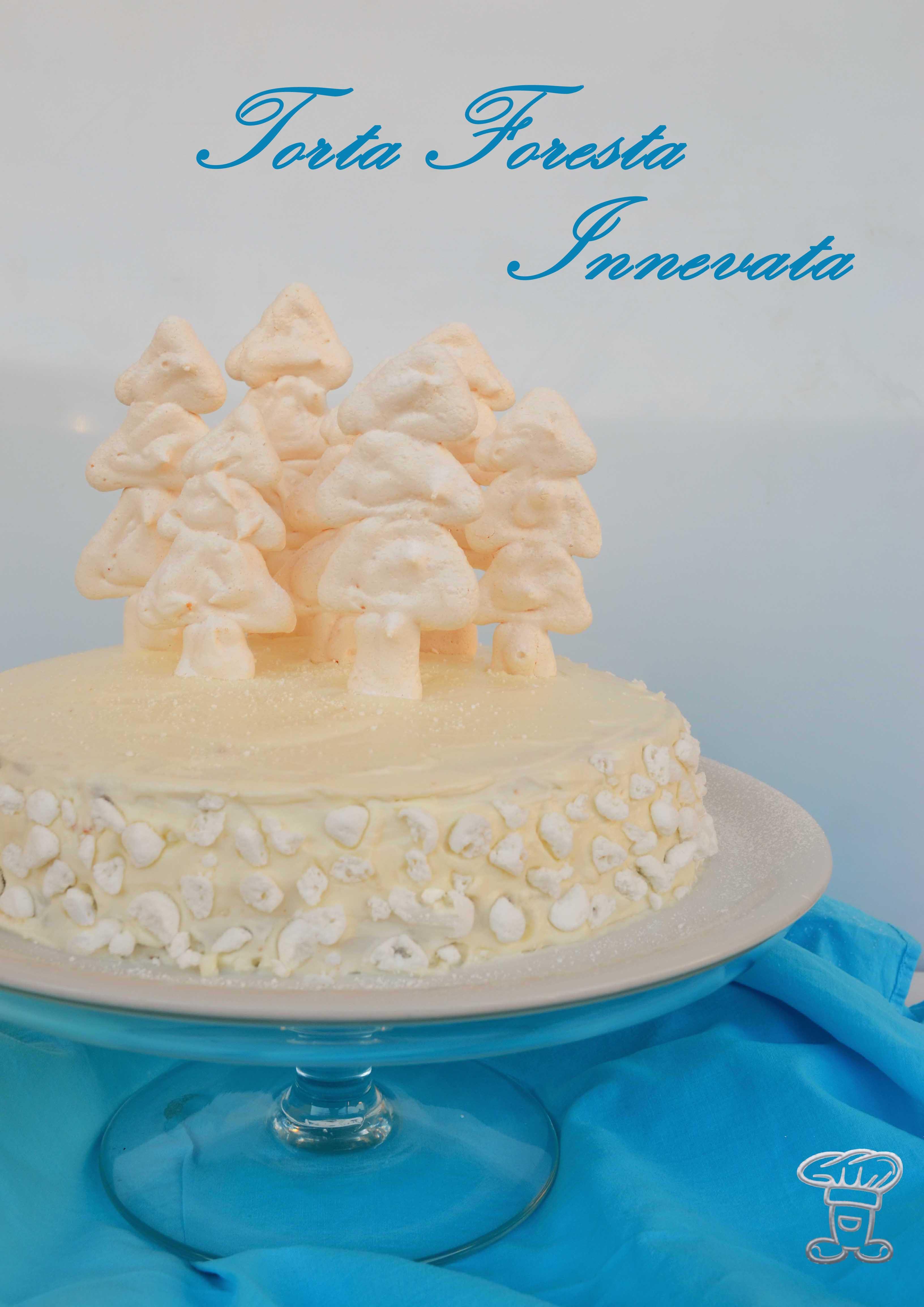dsc_0733 Torta Foresta Innevata