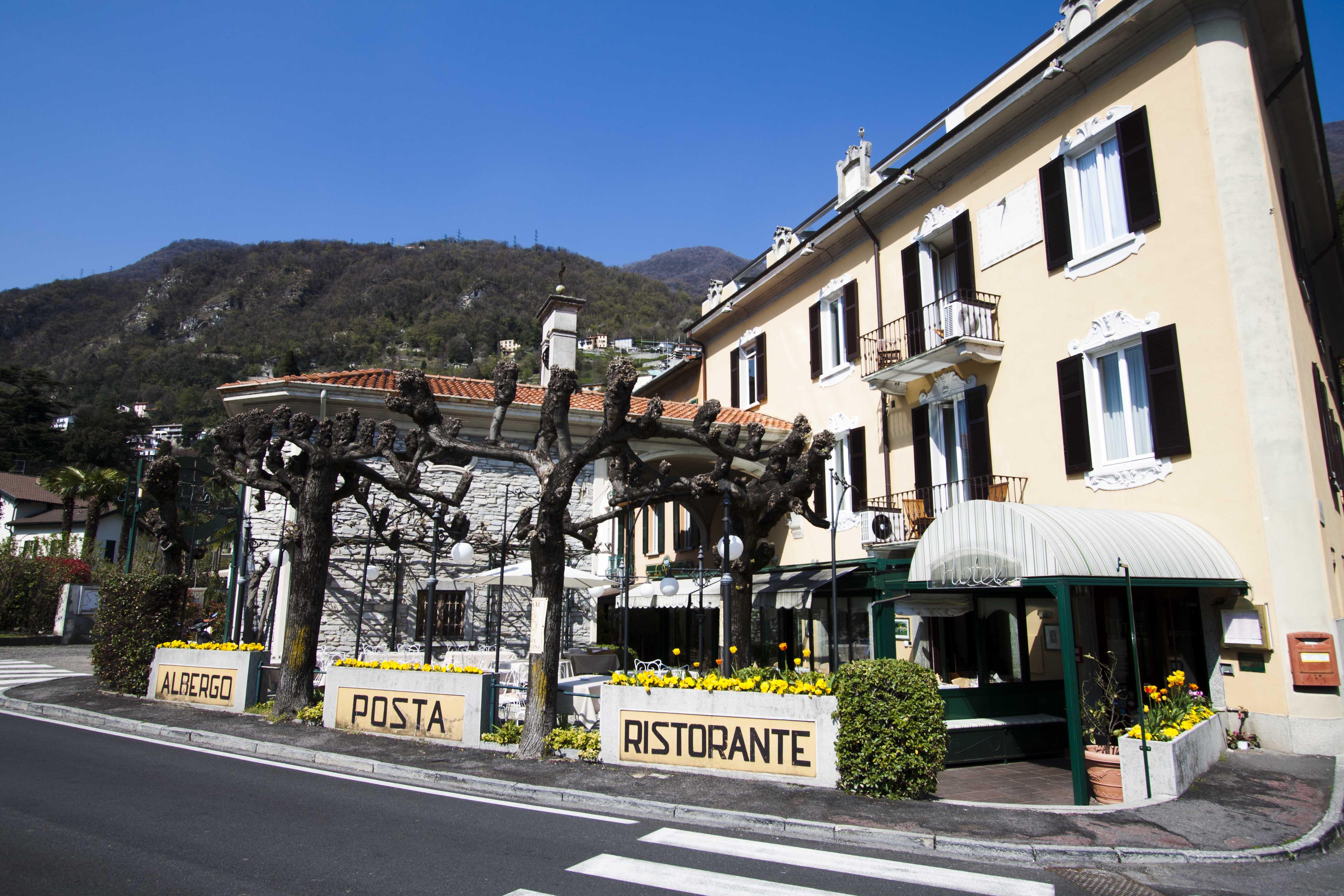 hotel-posta-moltrasio_2 Food Blogger Day a Moltrasio sul Lago di Como