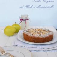 Torta Vegana di Mele e Limoncello (…… senza lattosio!!!)
