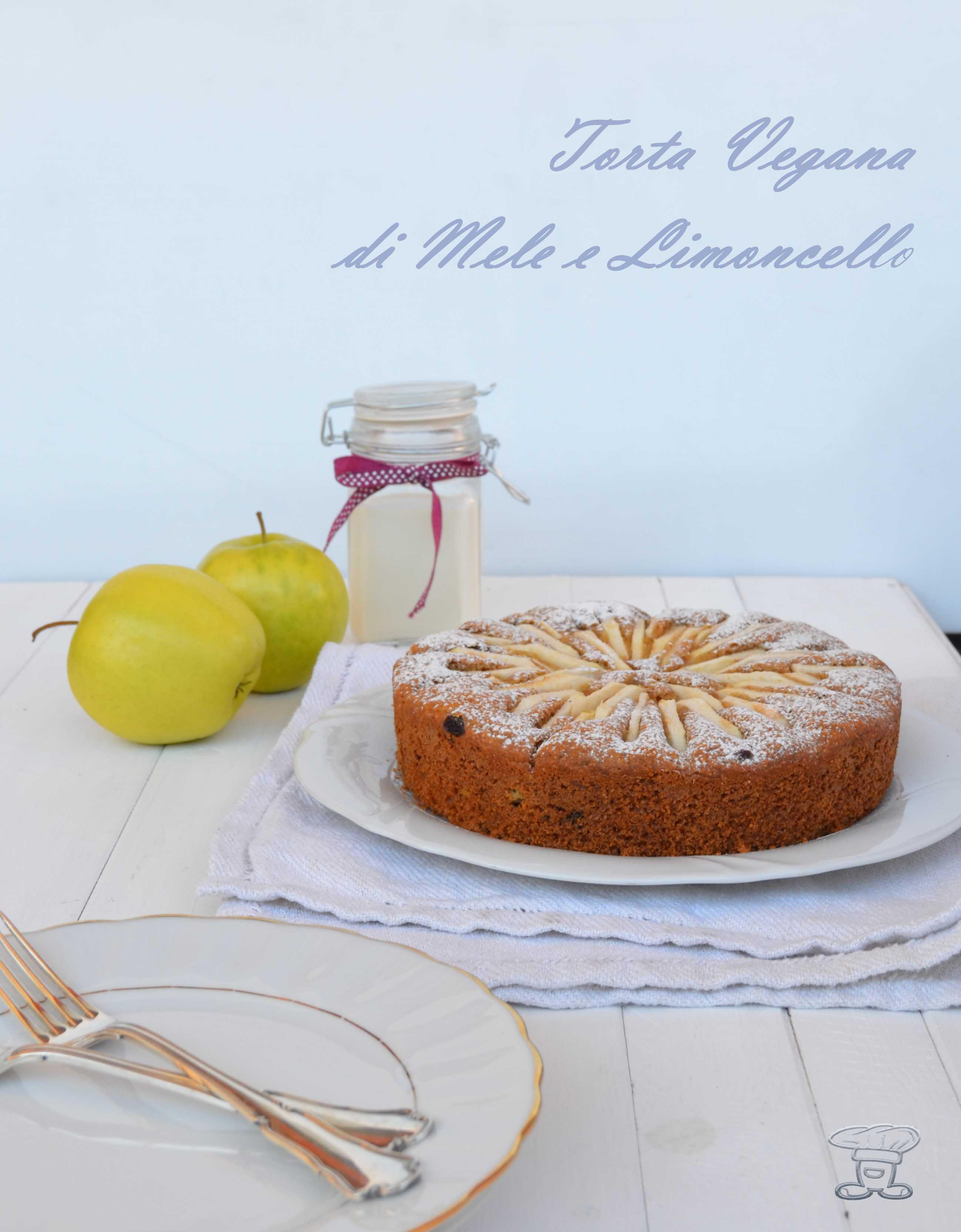 dsc_0698 Torta Vegana di Mele e Limoncello (...... senza lattosio!!!)