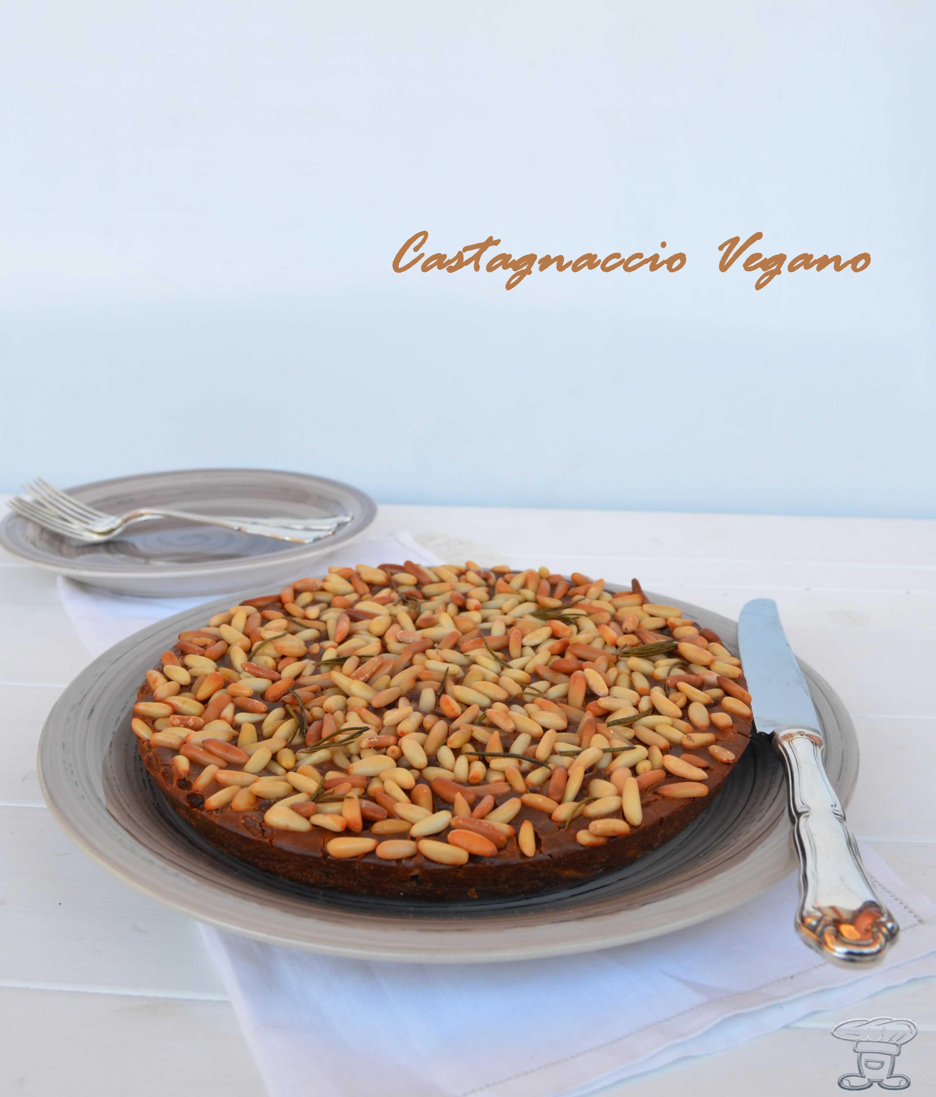 dsc_0758 Castagnaccio Vegano (...senza glutine!!)