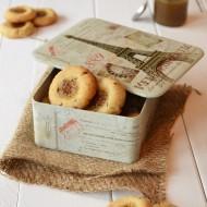 Biscottini di Couscous con Marmellata di Chinotto