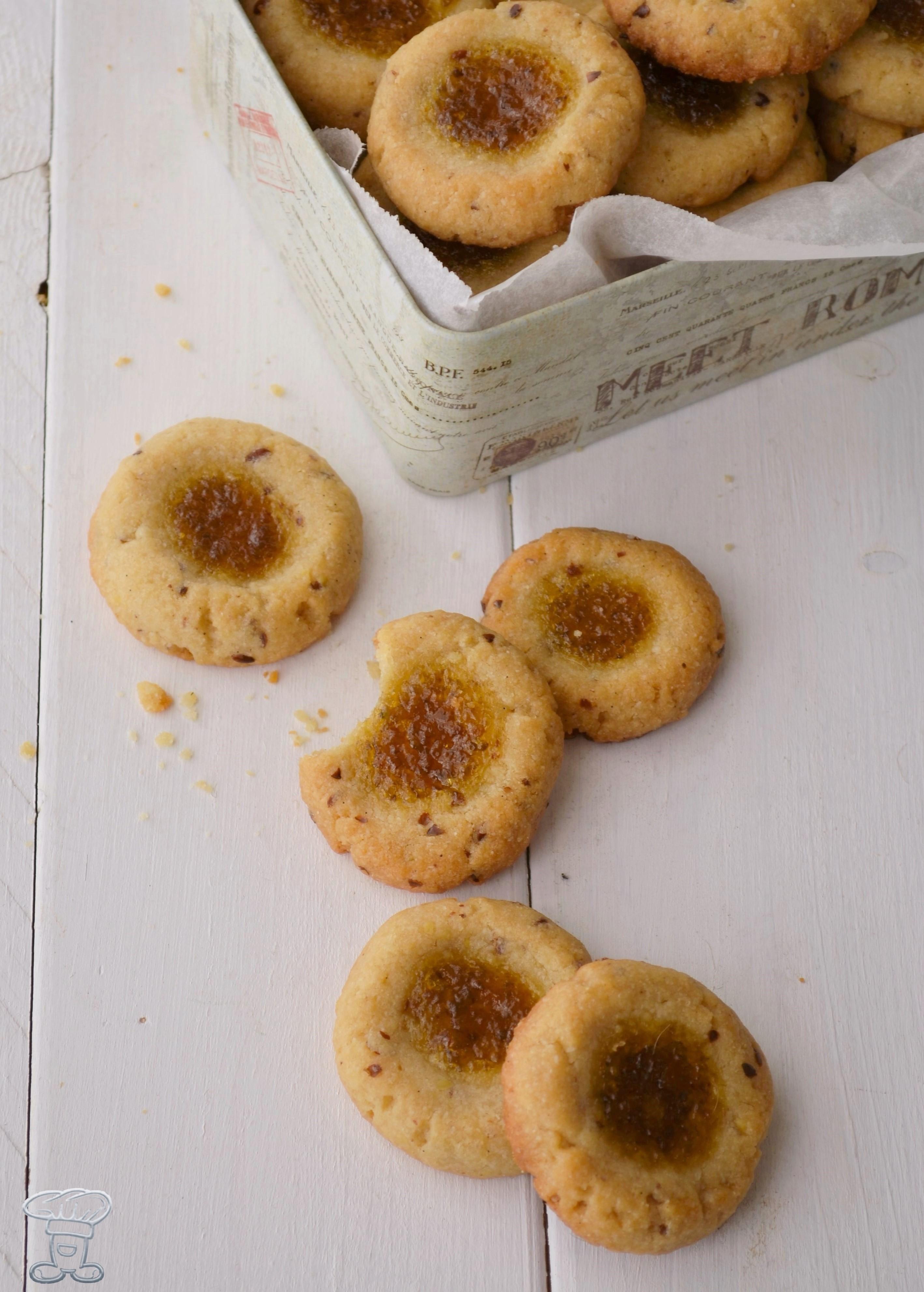 dsc_01551 Biscottini di Couscous con Marmellata di Chinotto