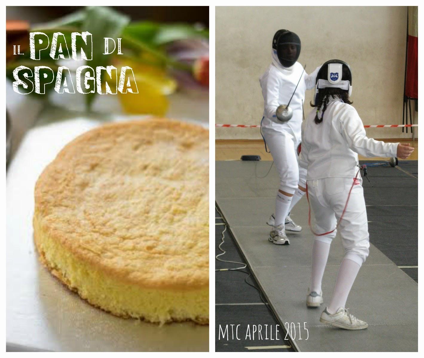banner1 Mini Pan di Spagna al Pistacchio e Crema al Caramello Salato