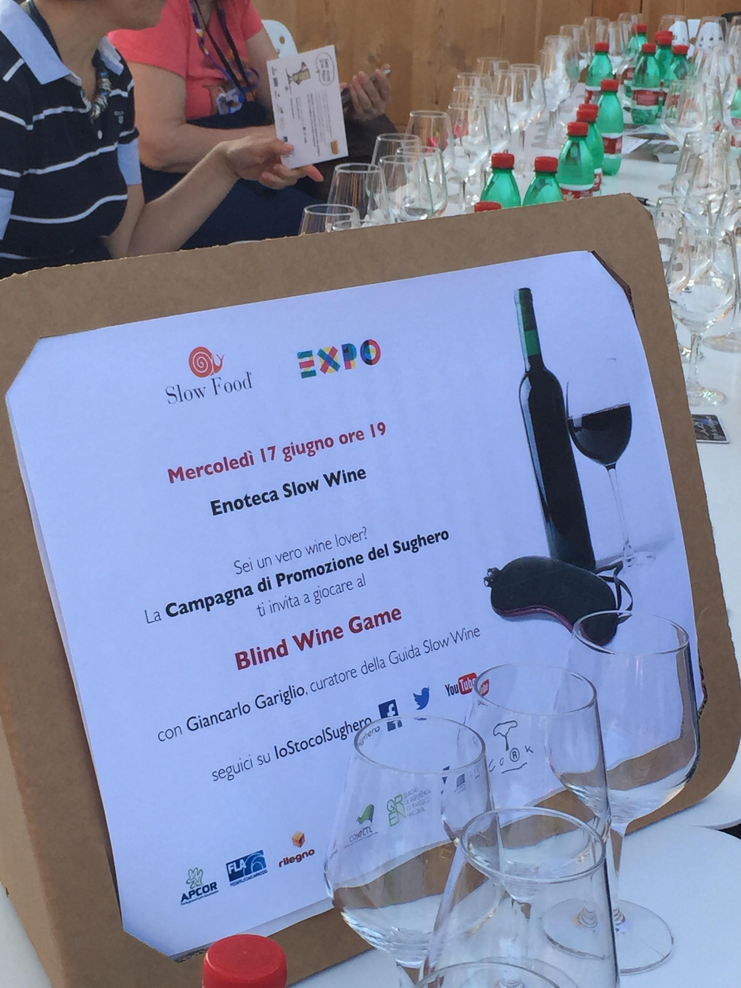 IMG_0339-e1435013681997 Serata ad Expo per Slow Food e la Campagna di Promozione del Sughero