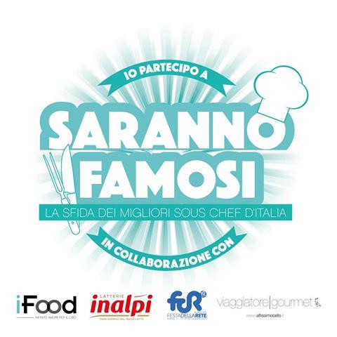 11707588_276519599188236_707760093468732624_n SARANNO FAMOSI: la sfida dei migliori Sous Chef d'Italia