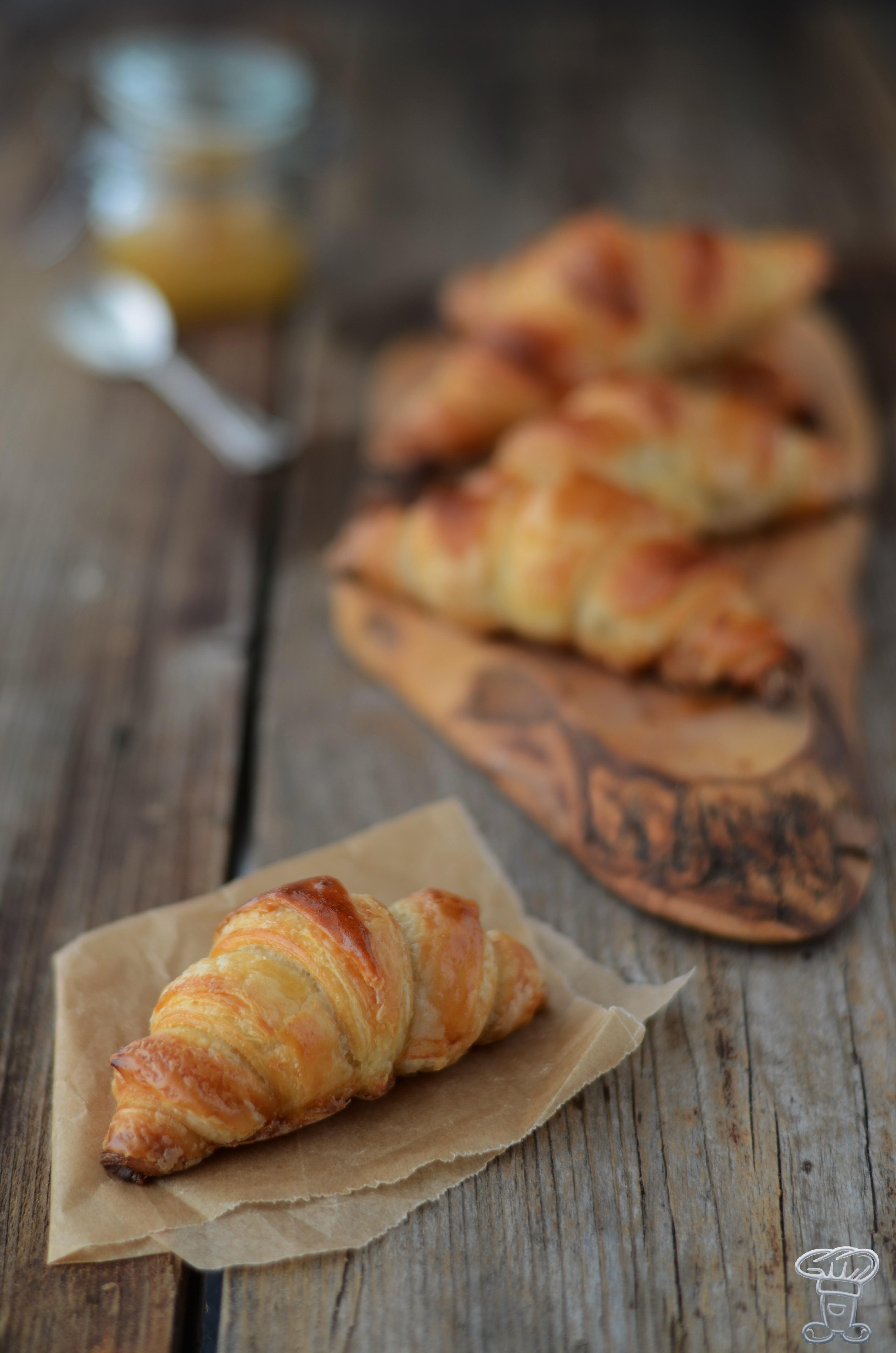 croissant2 Croissant sfogliati