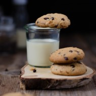Cookies con esubero lievito madre