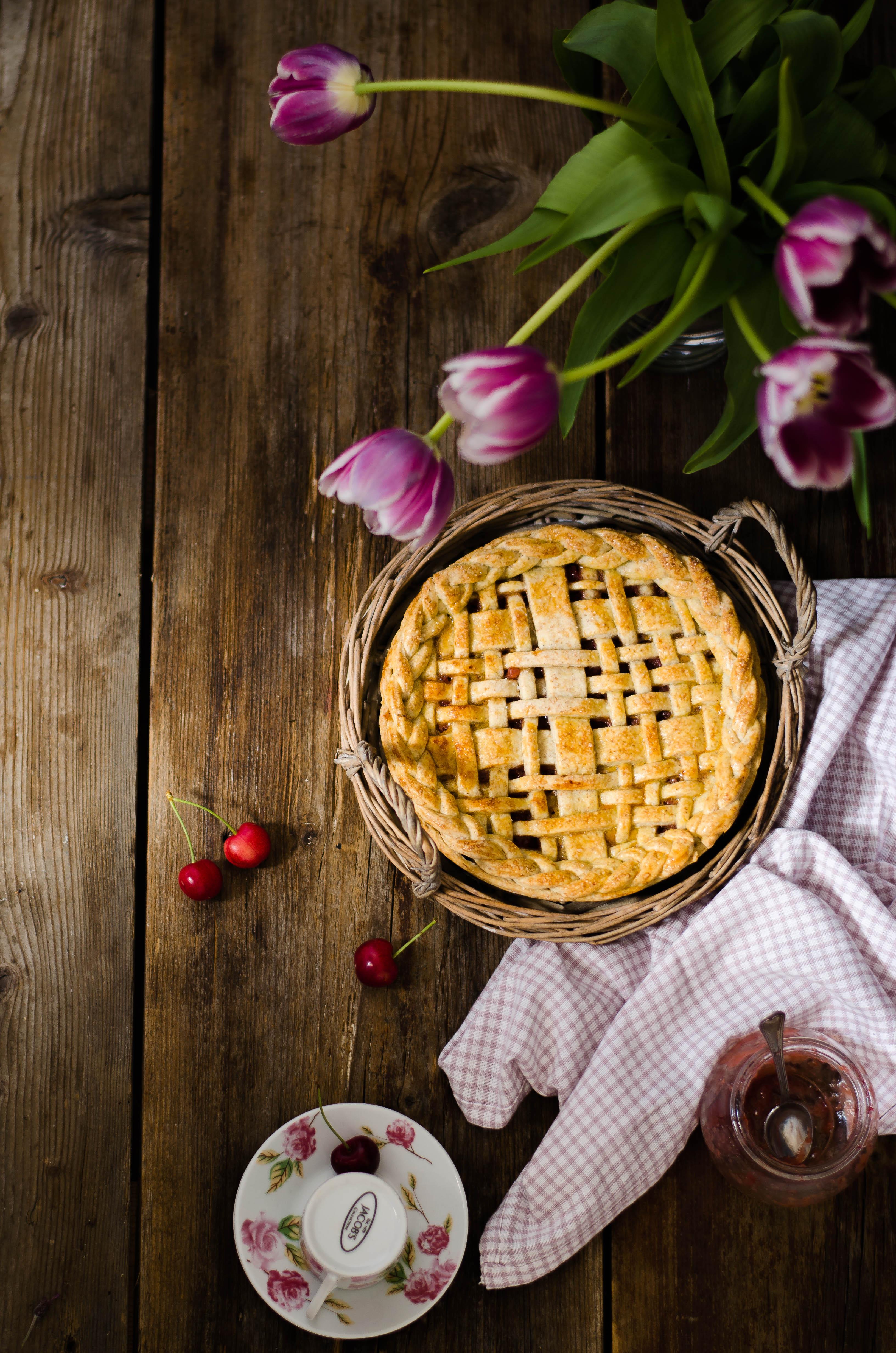Pie_integrale_ciliegie1 Pie integrale con confettura di ciliegie
