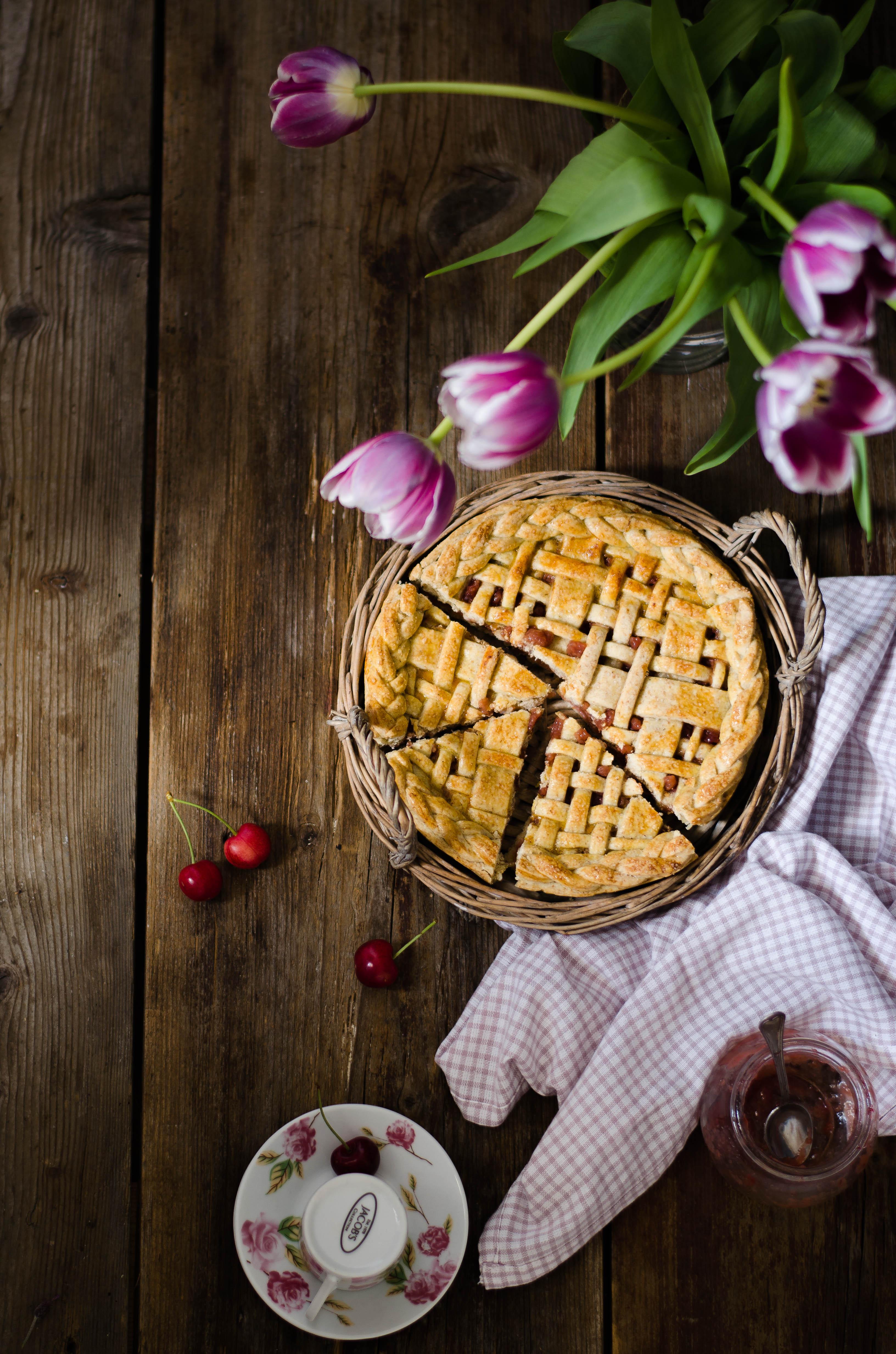 Pie_integrale_ciliegie2 Pie integrale con confettura di ciliegie