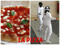 PicMonkey-Collage Pizza bianca con feta, pomodorini gialli e polpo