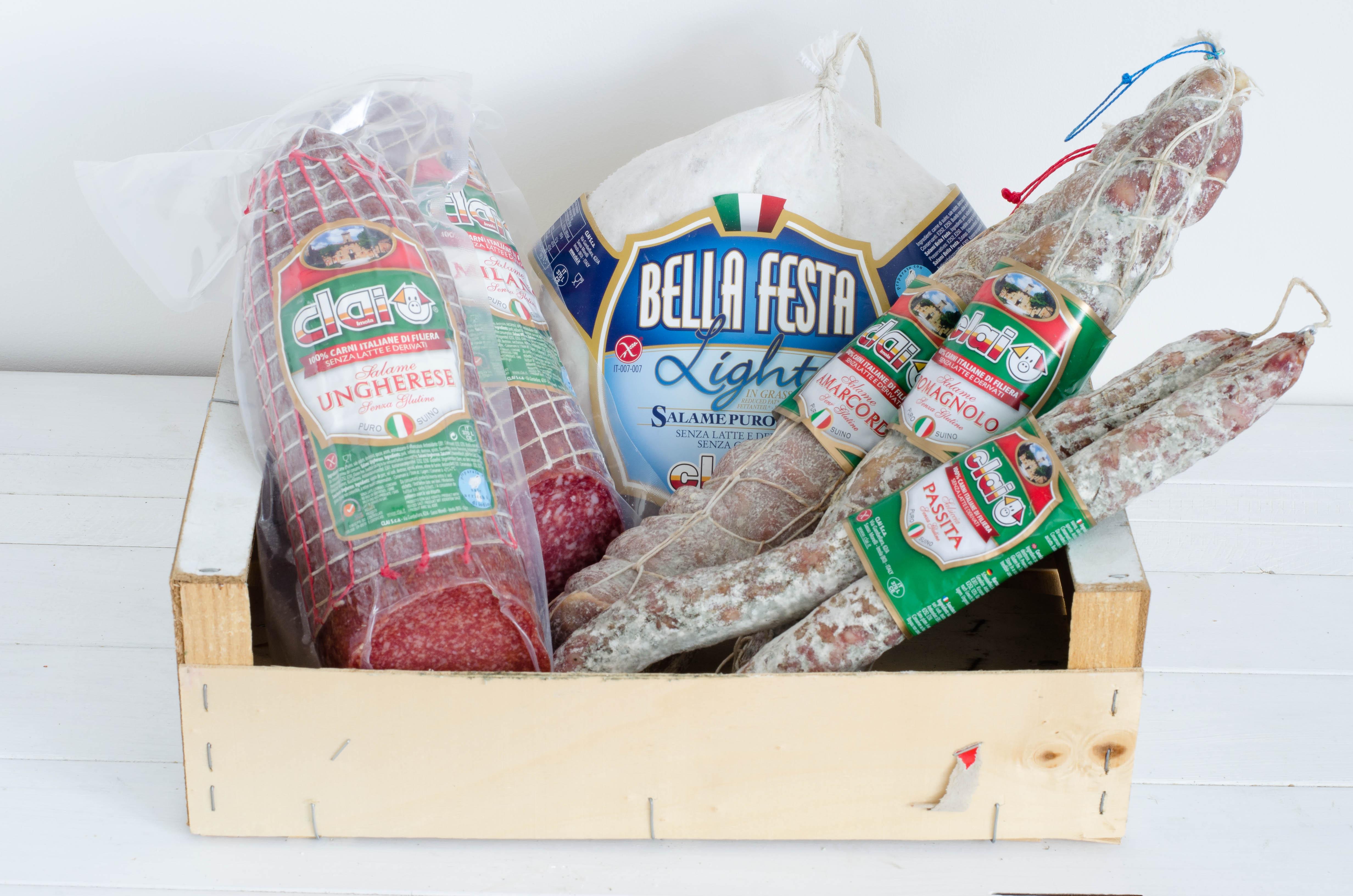 salumi_clai Tacos con salame Amarcord per il contest CLAI