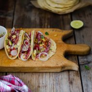 Tacos con salame Amarcord per il contest CLAI