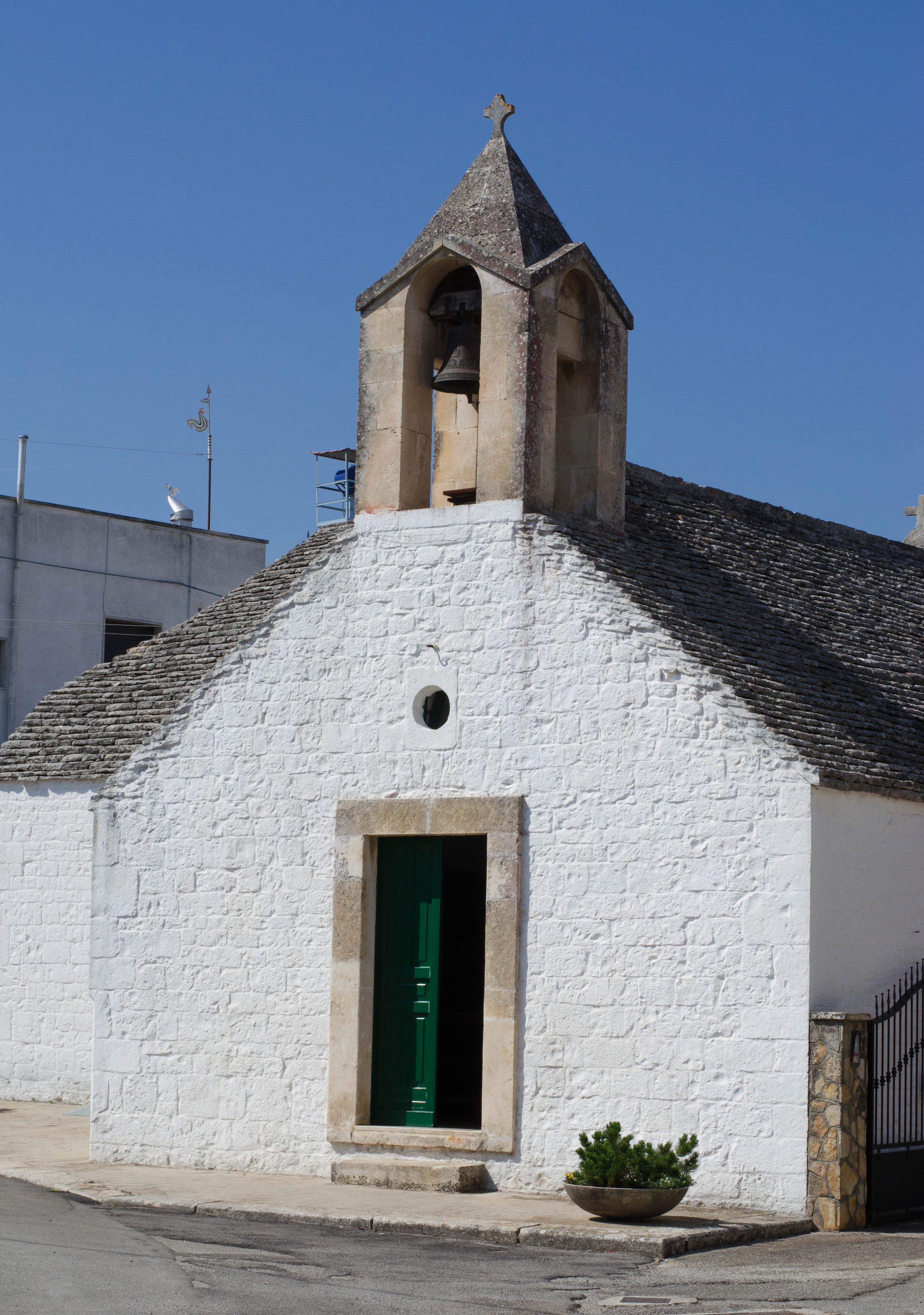 chiesa Puglia ed Alberobello - parte 1-