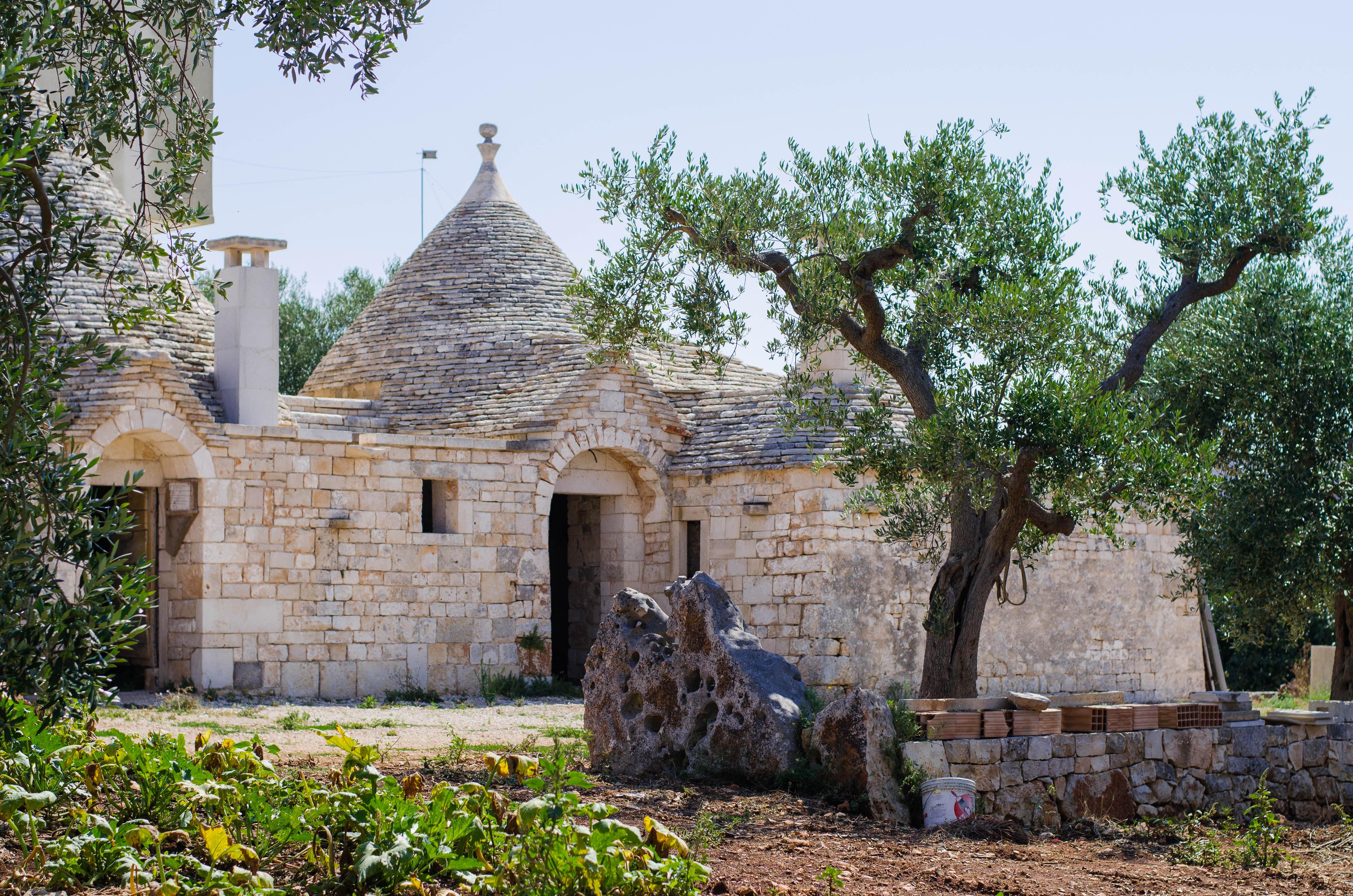 trullo_esterno Puglia ed Alberobello - parte 1-