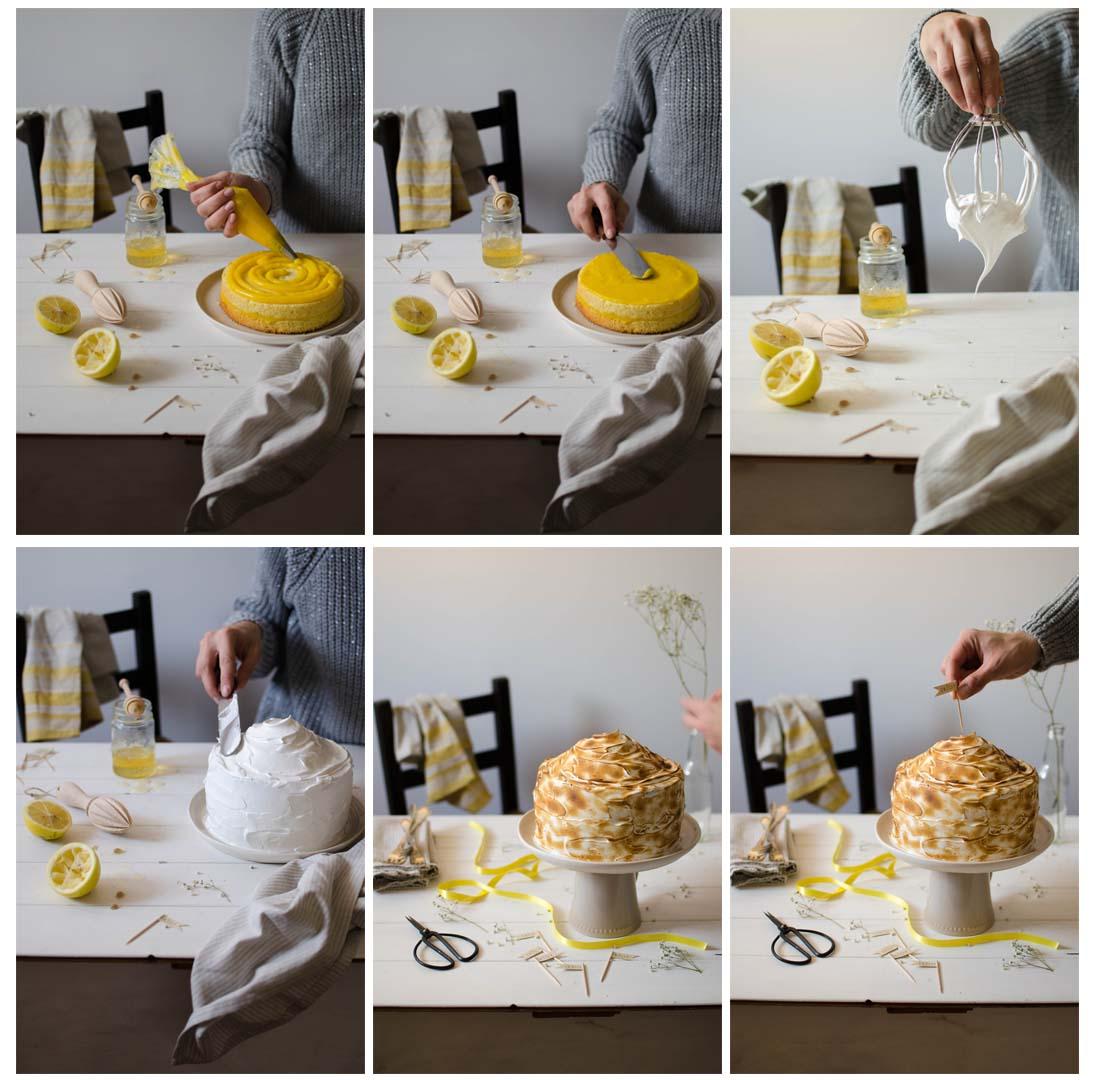 cake_meringa_limone_step Lemon meringue cake
