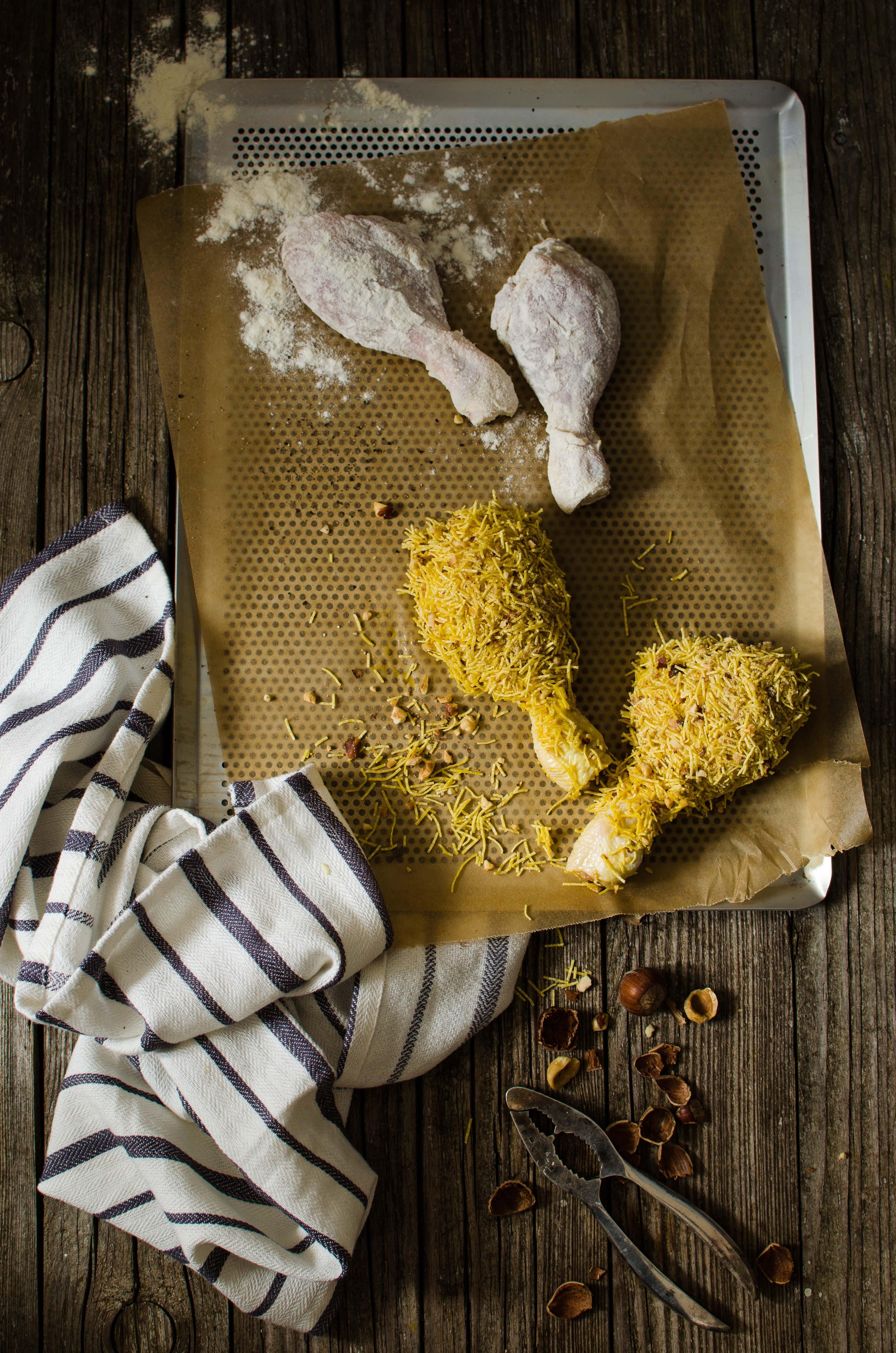 pollo_fritto_mtc Pollo fritto croccante con nocciole, spezie e Rhum