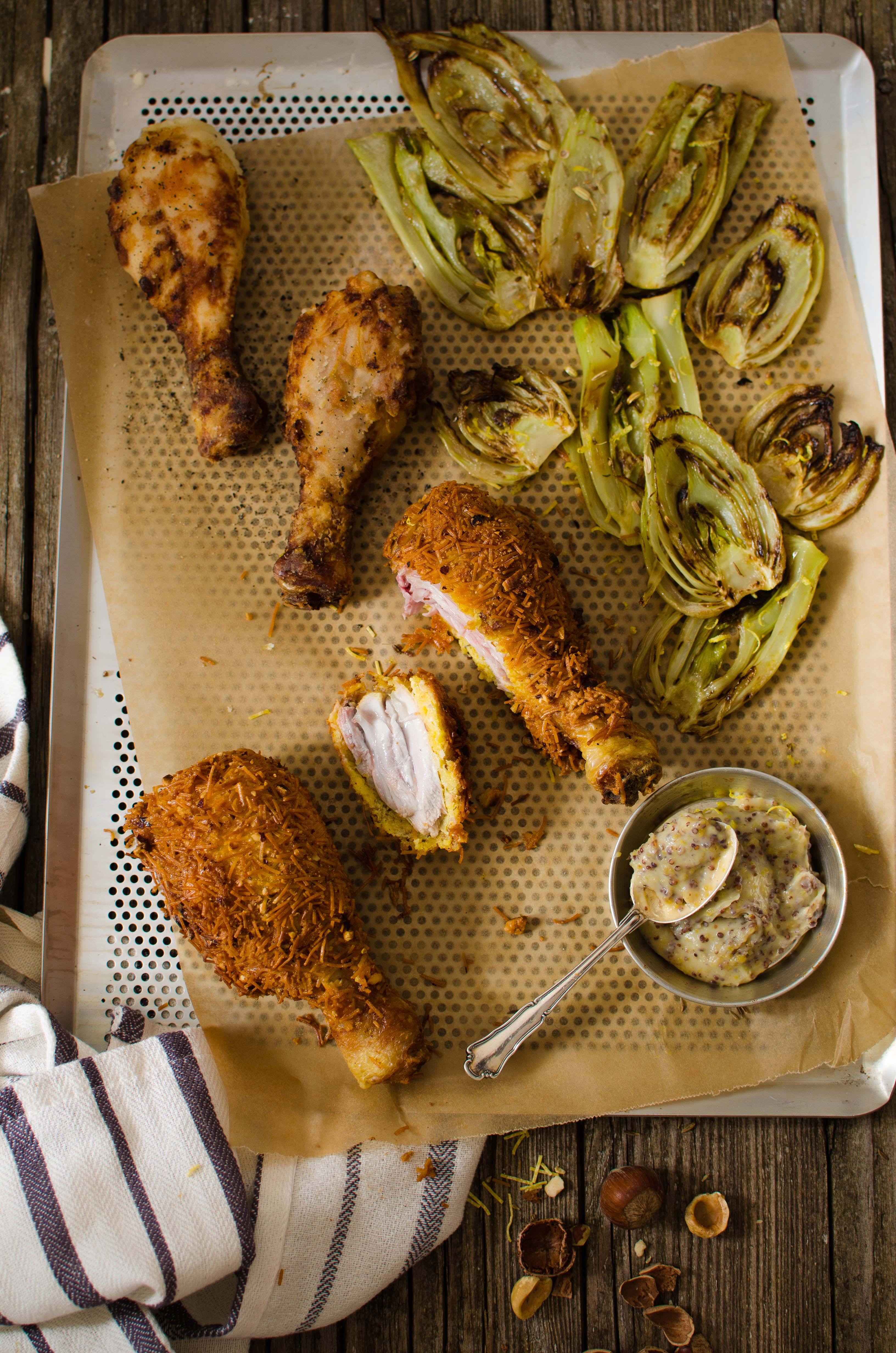 pollo_fritto_mtc3 Pollo fritto croccante con nocciole, spezie e Rhum