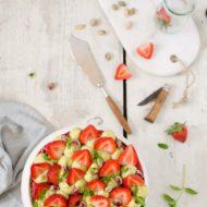 Fantastik fragole e pistacchi