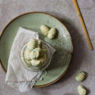 Cioccolatini bianchi ripieni di Matcha