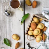 Madeleines al limone (video ricetta)