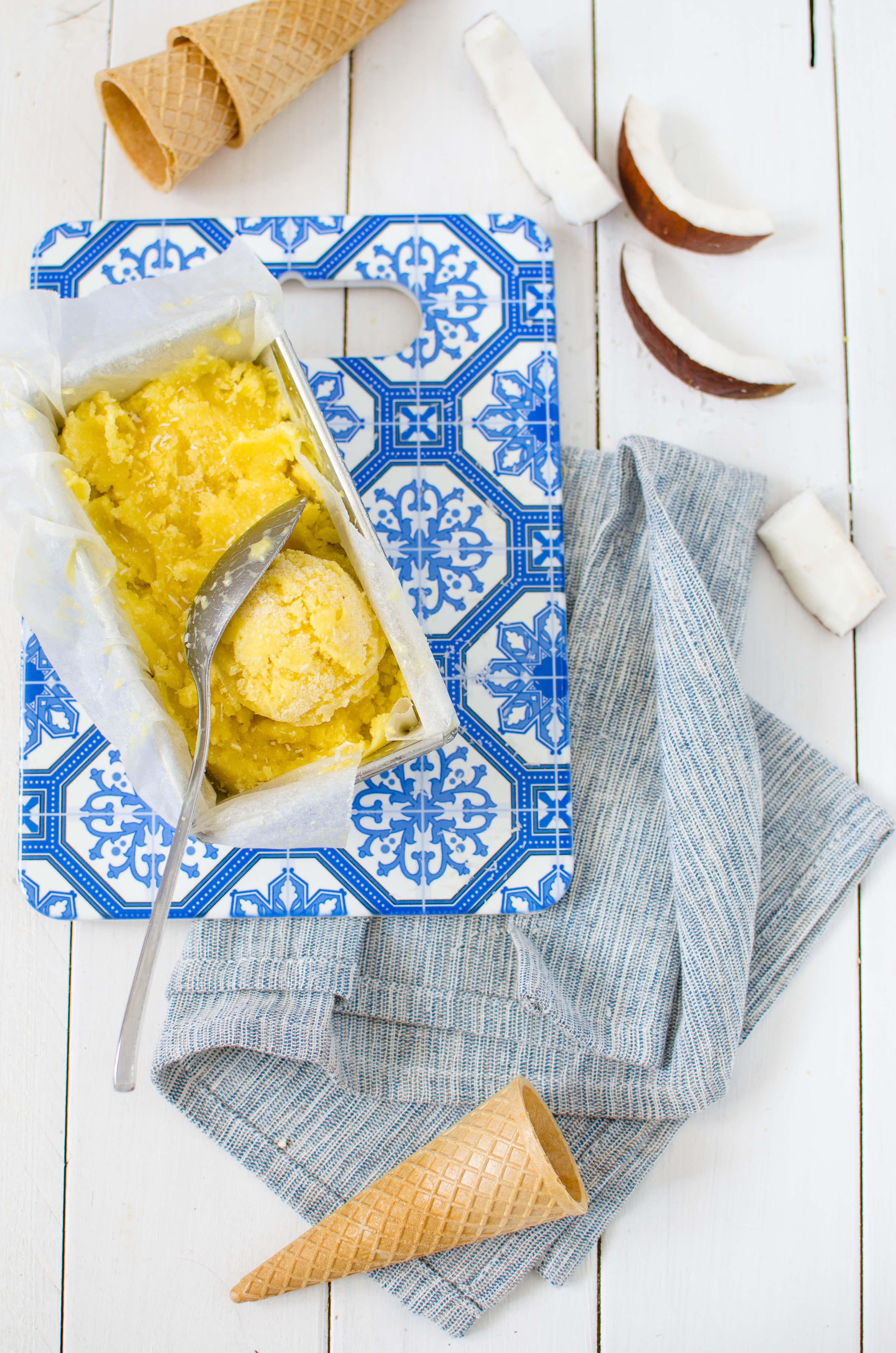 gelato_mango_cocco1 Gelato al mango e cocco per Letture golose