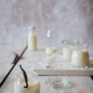 Yogurt di soia alla vaniglia