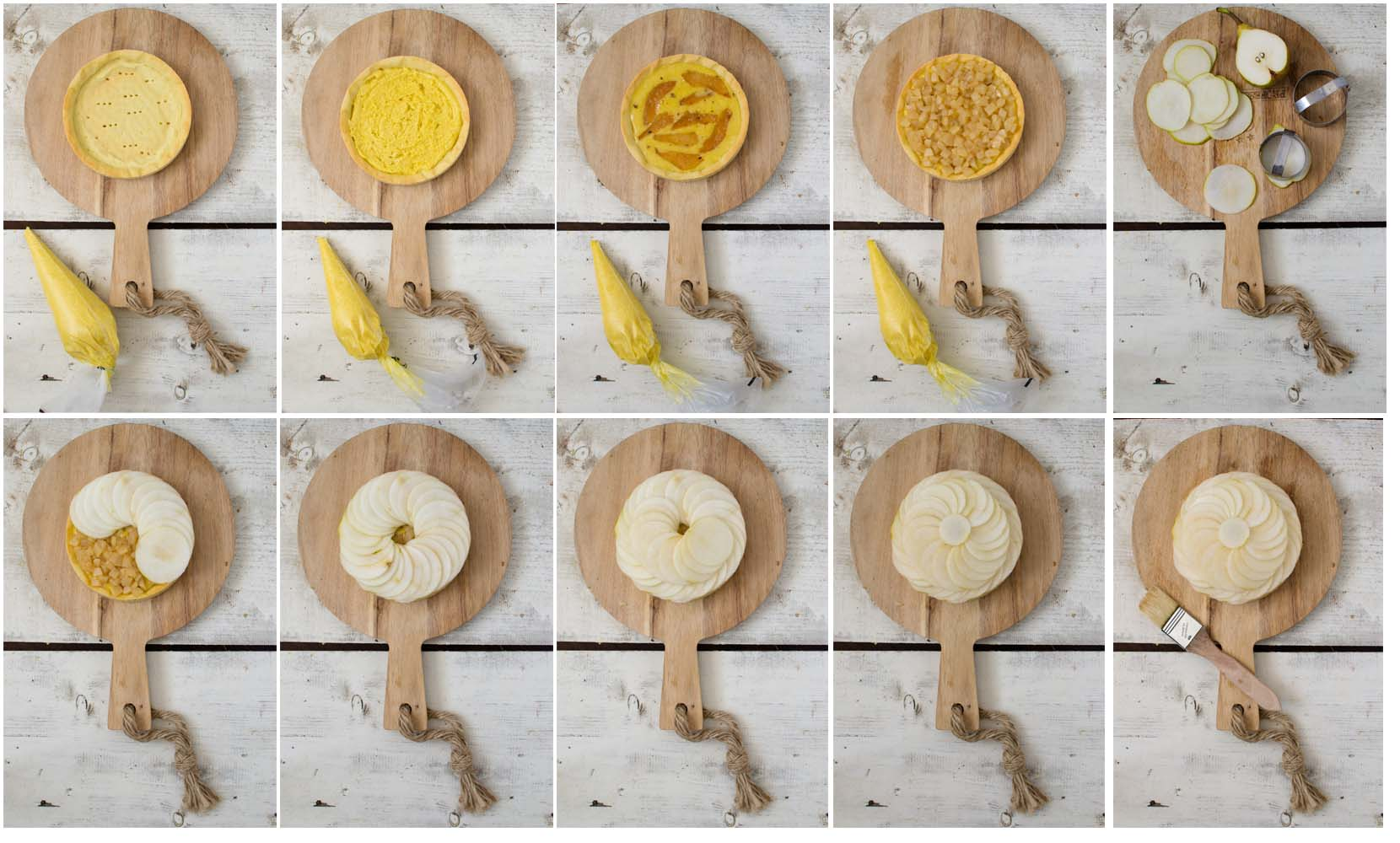 crostata_pere_tutorial Tarte aux poires
