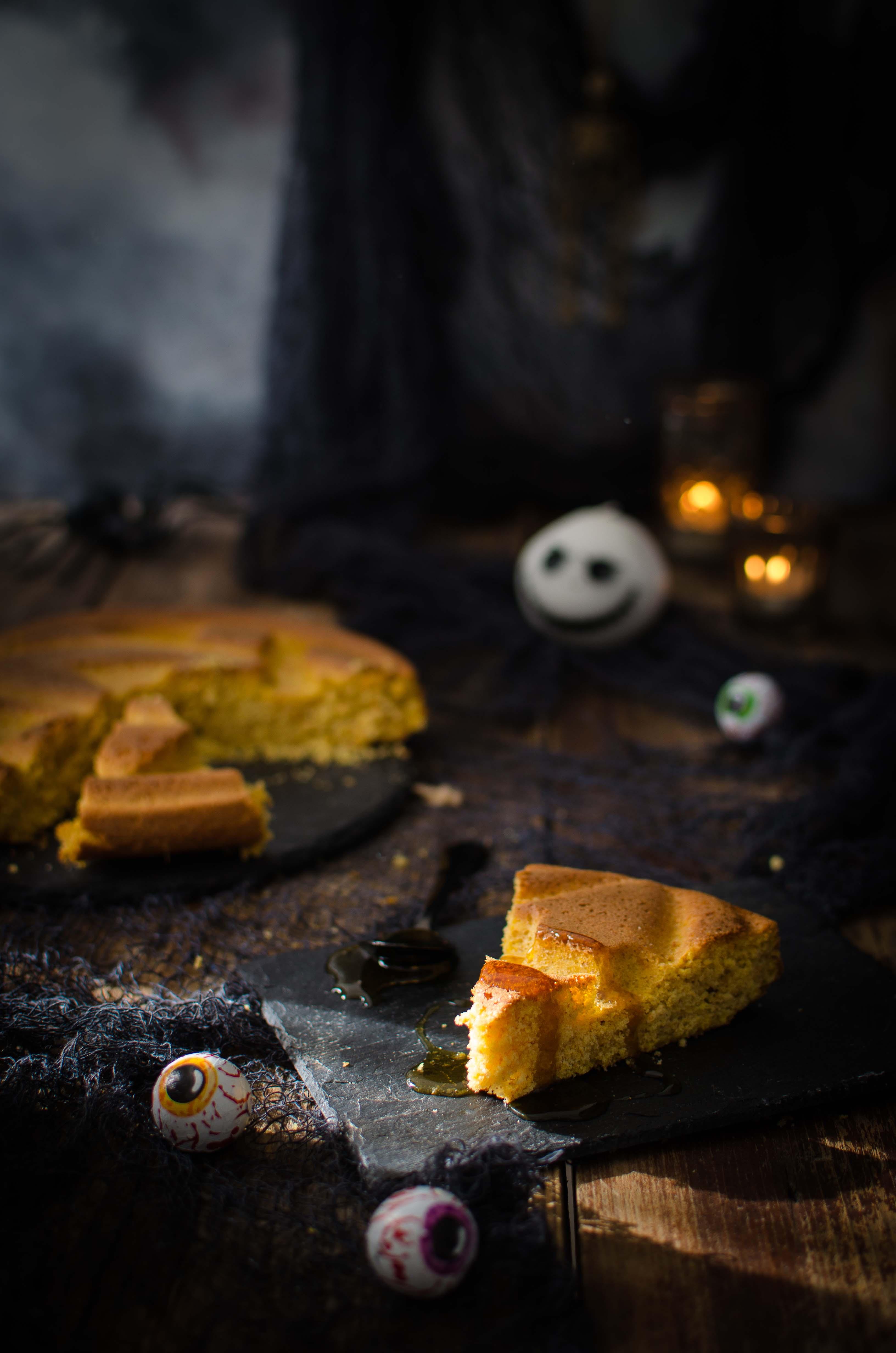 torta-di-zucca-golden-syrup Torta di zucca con golden syrup