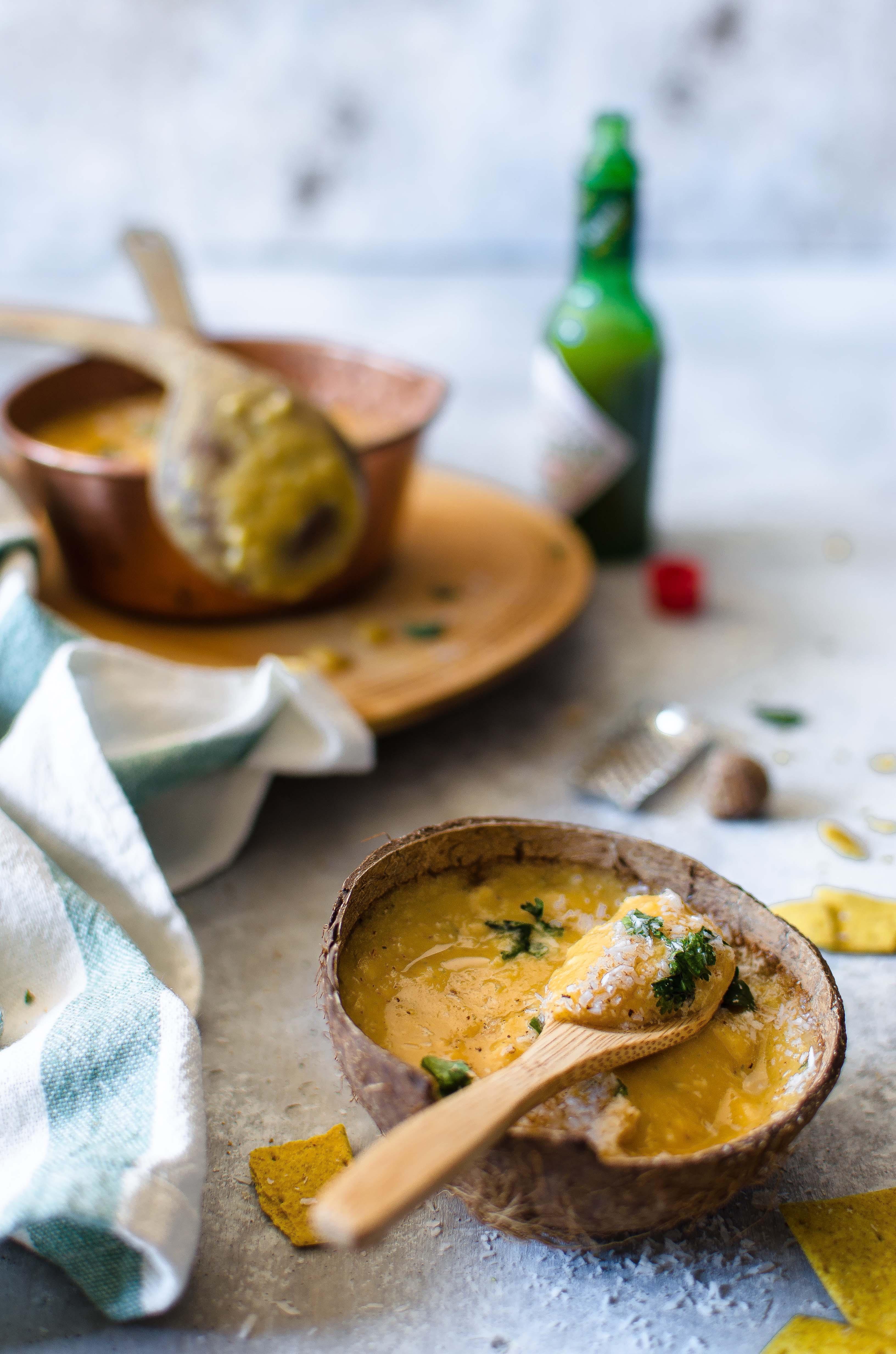 crema-vegetale-patate-dolci Crema di patate dolci, lime e cocco
