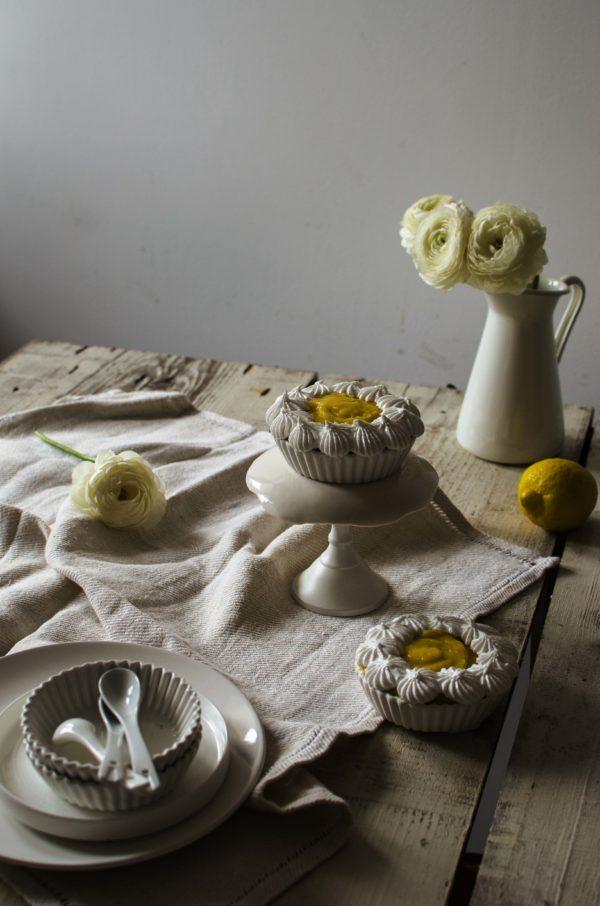 financier_limone-600x906 Financiers alle mandorle, crema al limone e meringa